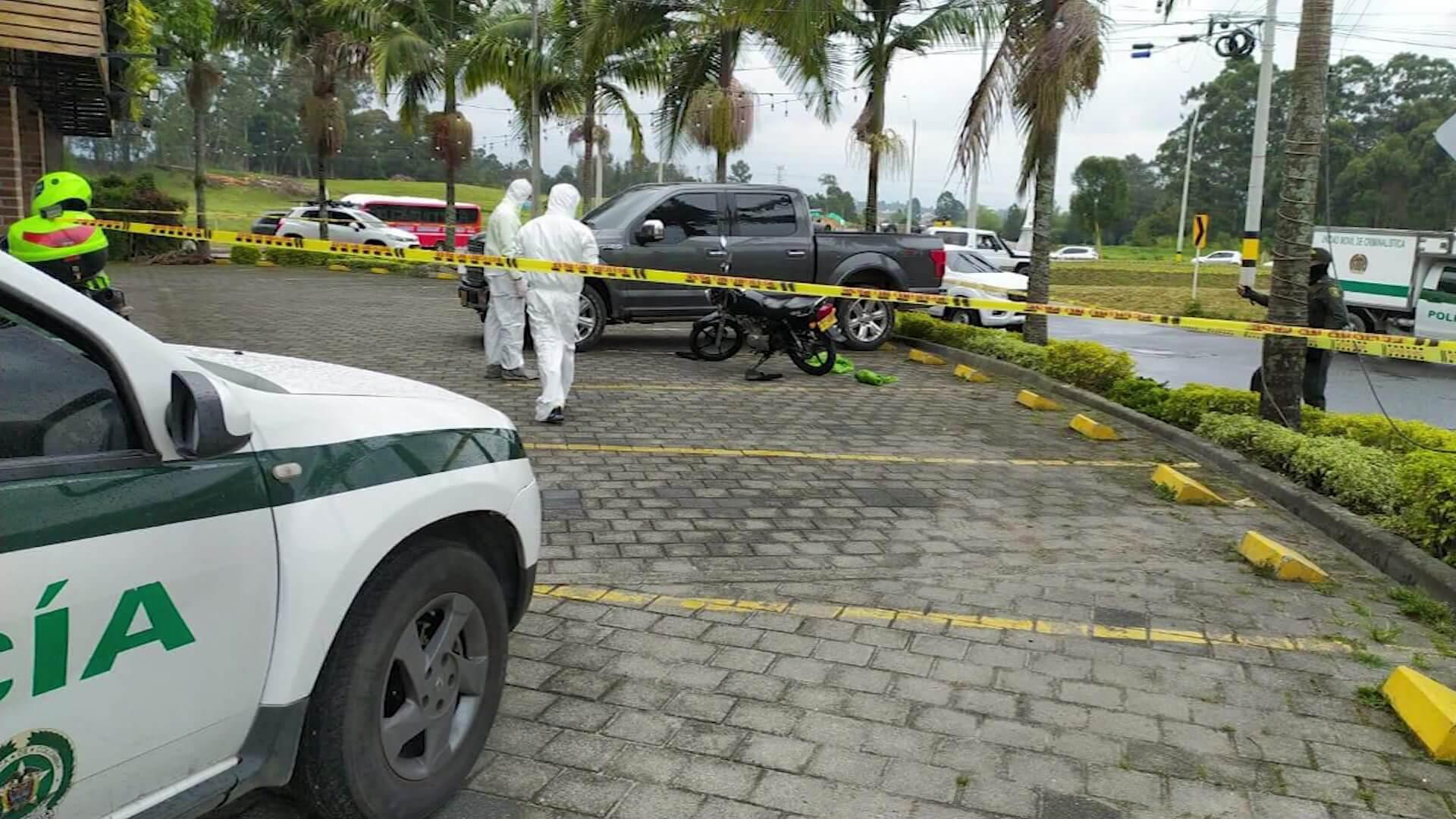 Muere presunto fletero en acción policial