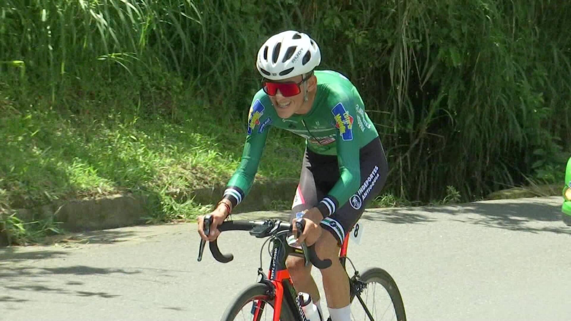 Óscar Galvis se probará en el ciclismo europeo