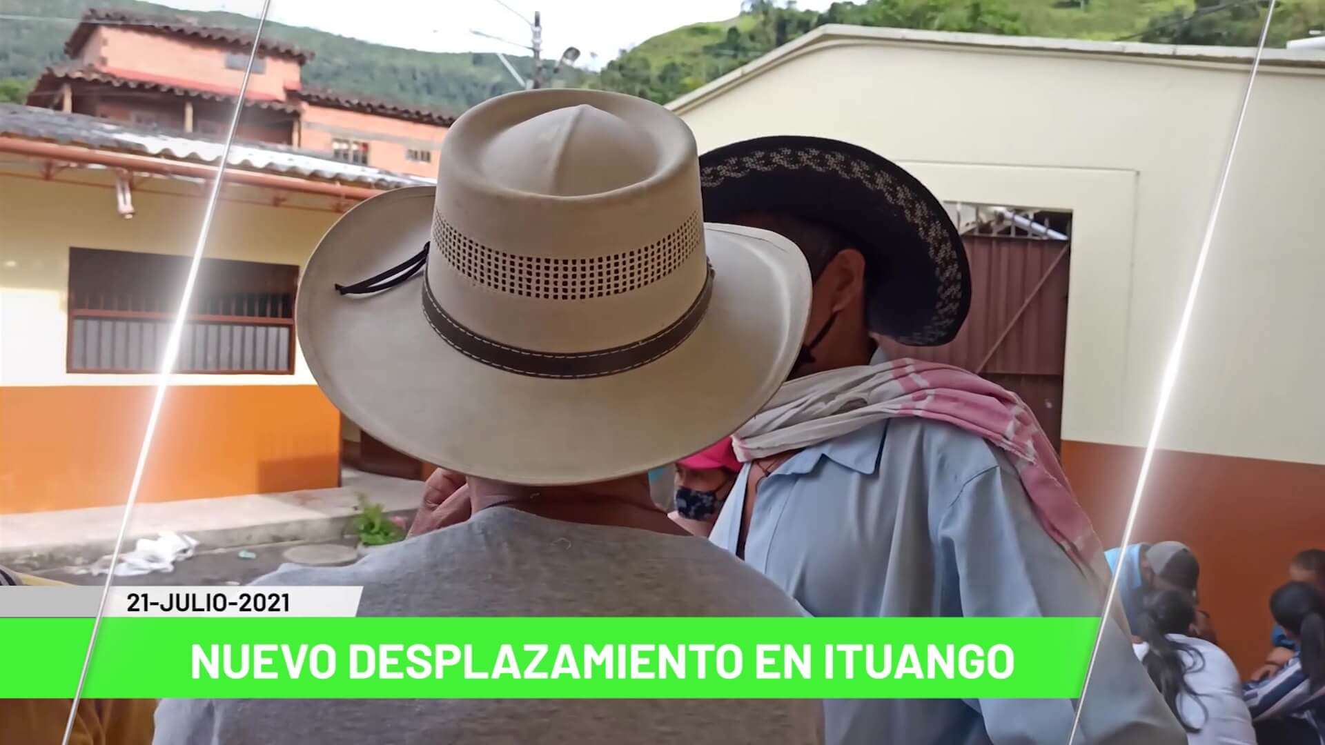 Titulares de Teleantioquia Noticias – miércoles 21 de julio de 2021