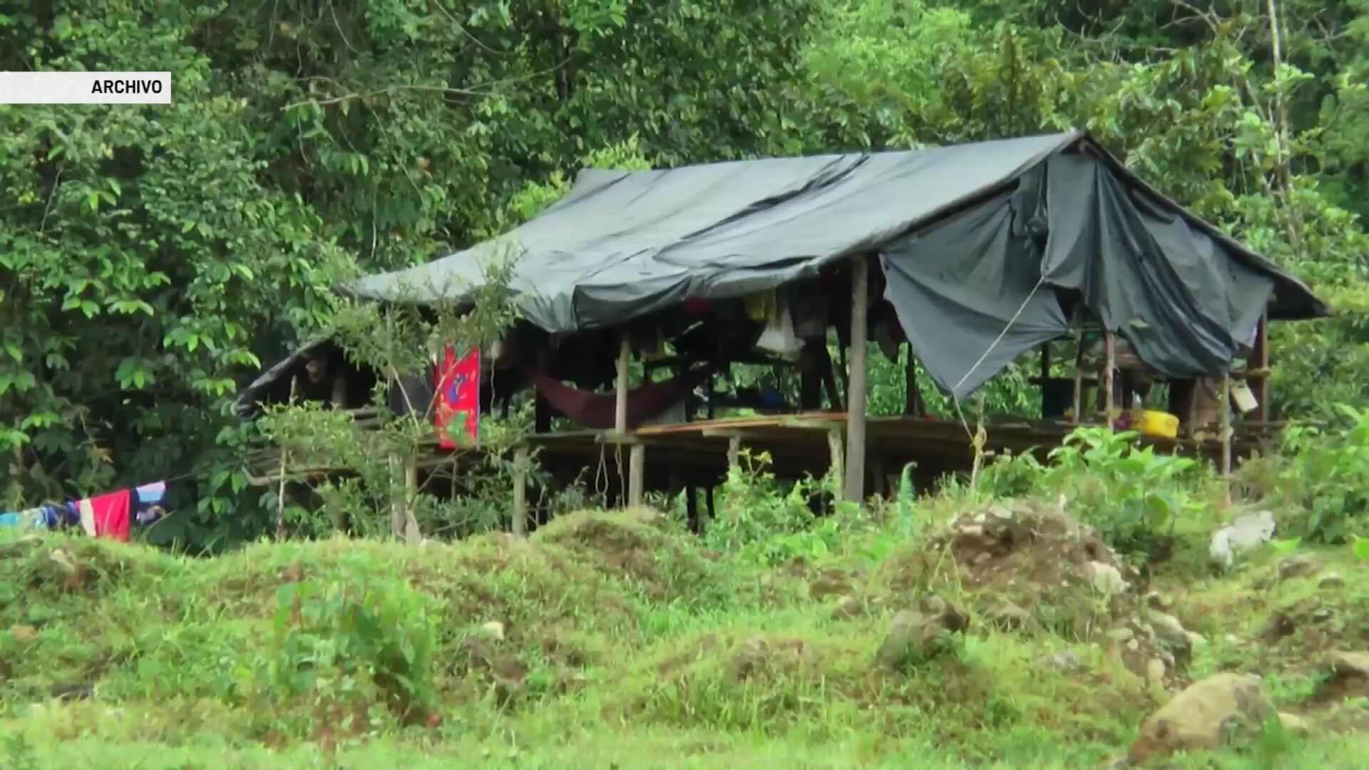 Un indígena muerto y otro herido por mina antipersona en Dabeiba
