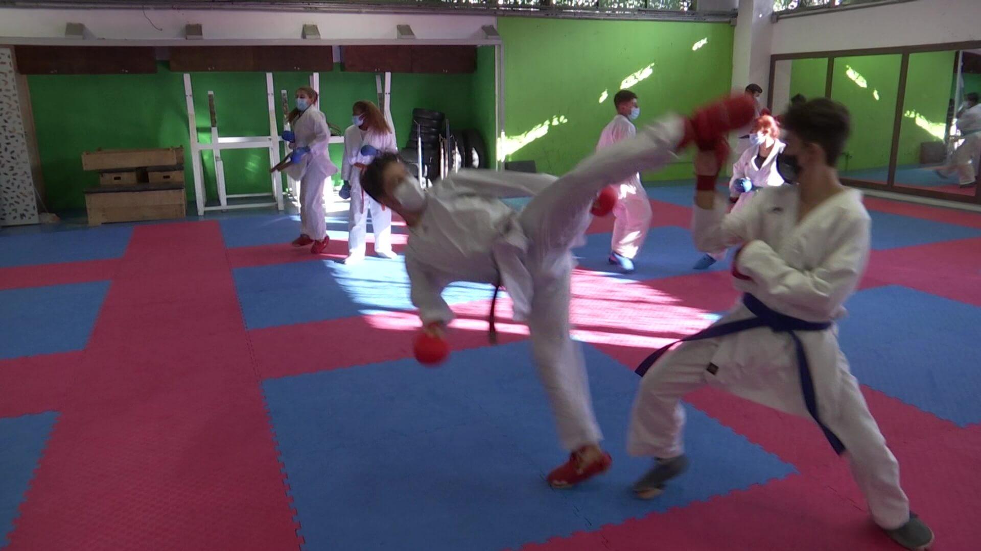 Un karateca polifacético en la Selección Antioquia