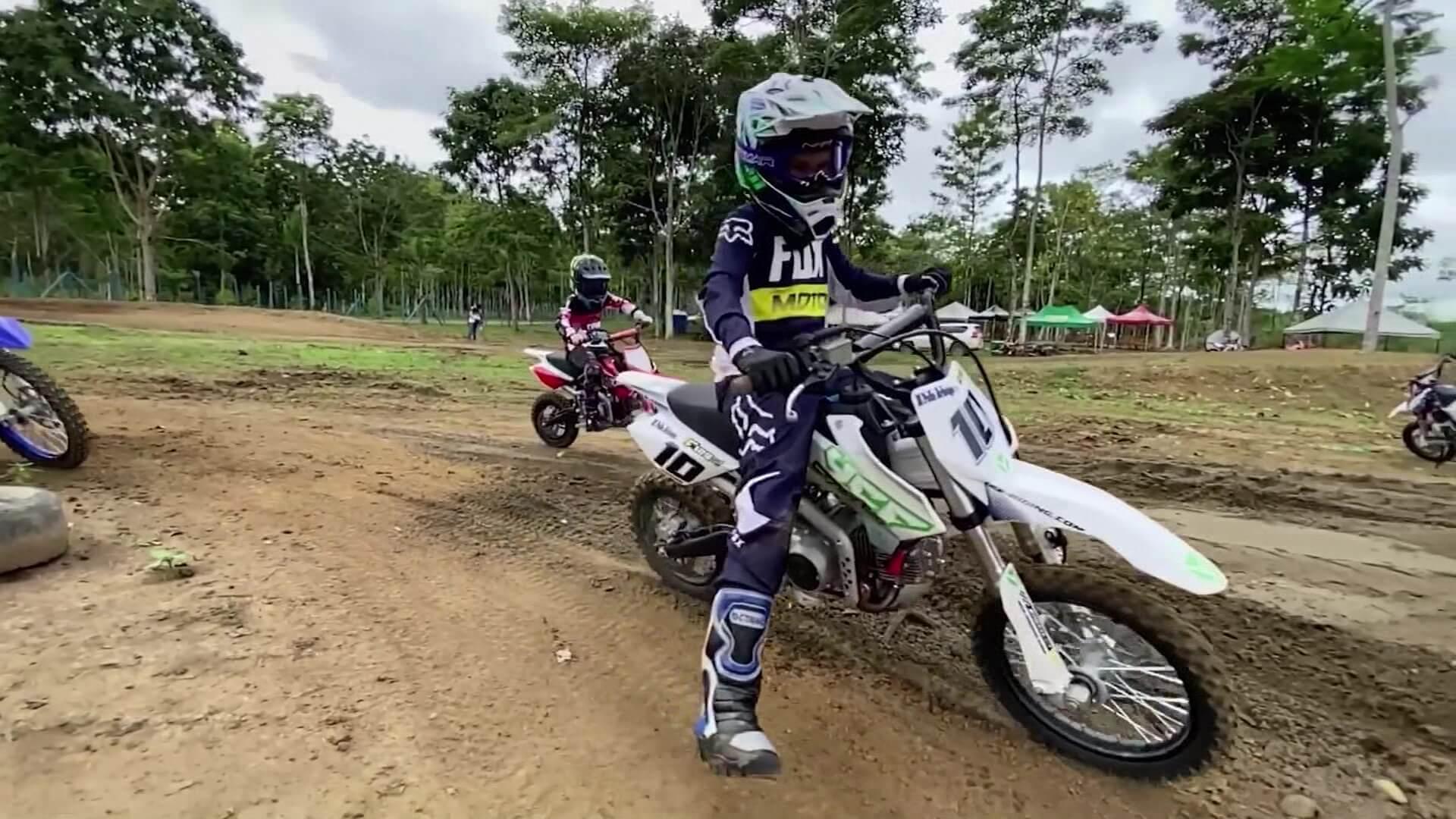 Urabá estrenará pista de motocross
