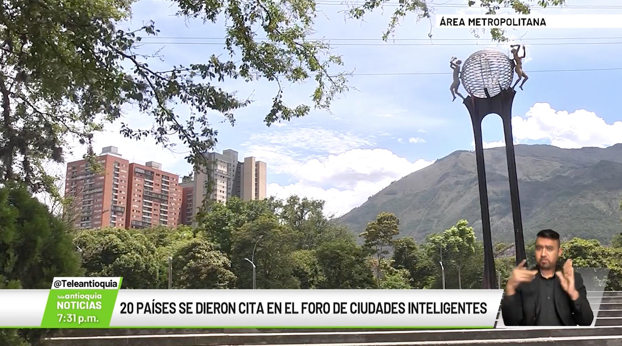 20 países se dieron cita en el Foro de ciudades inteligentes