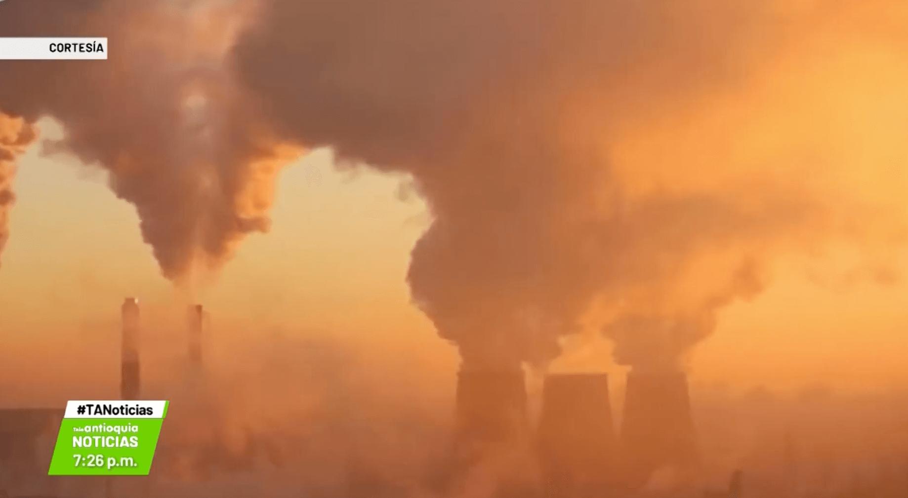 Antioquia adelanta acciones frente al informe del IPCC
