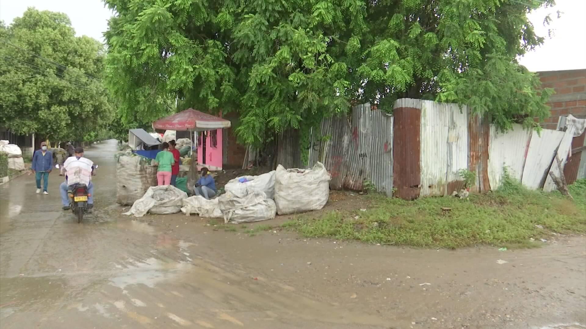 Cinco municipios afectados por el rigor de las lluvias
