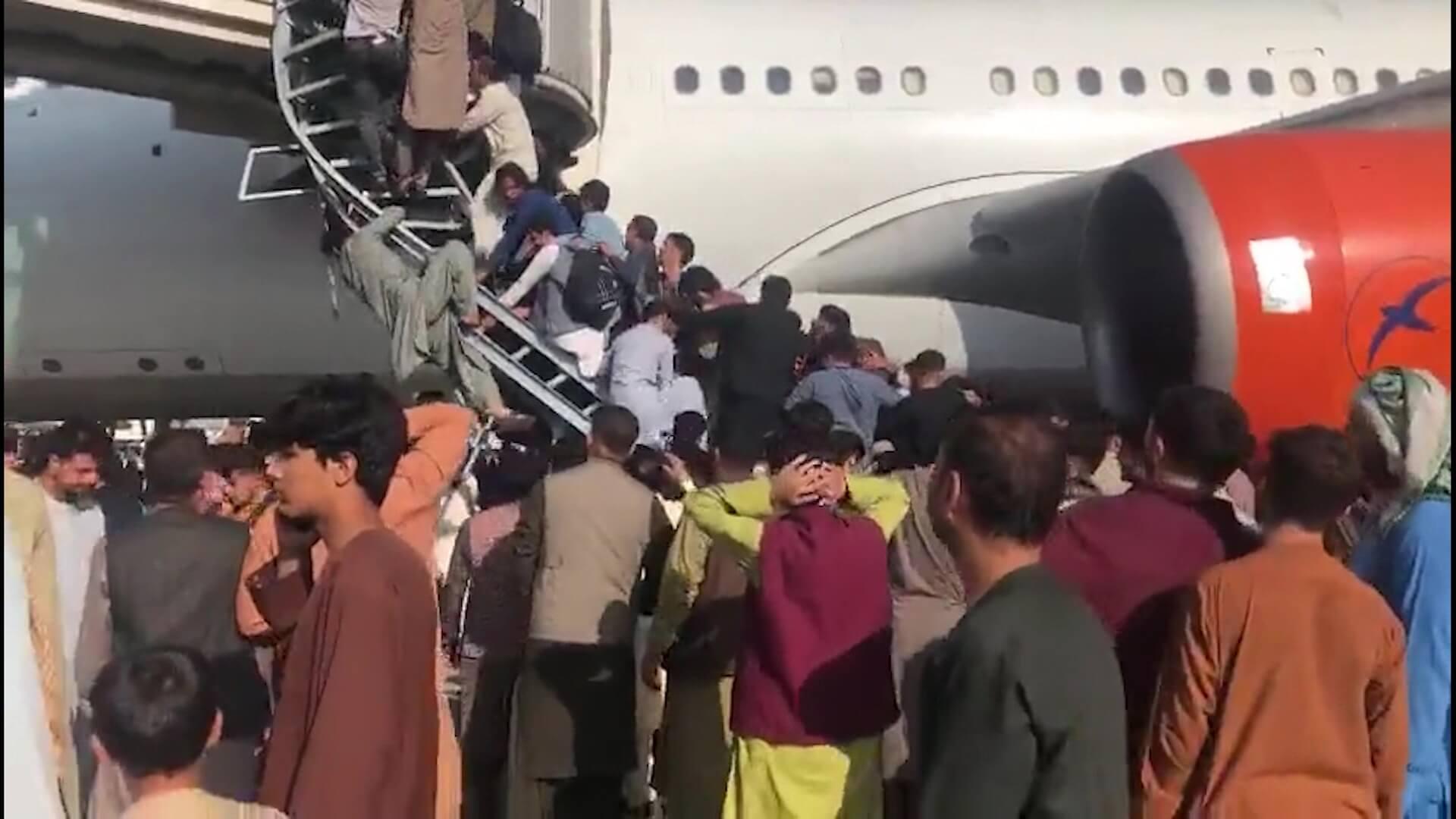 Colombia recibirá refugiados afganos