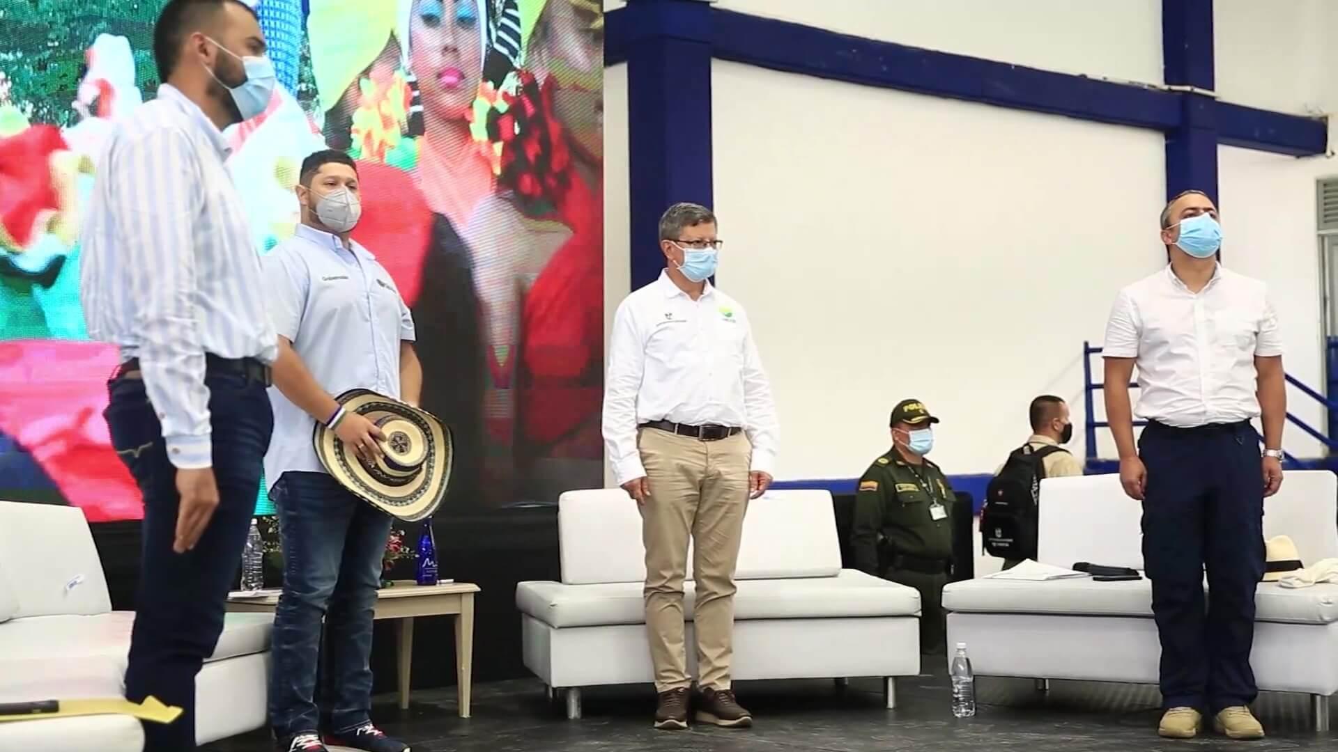 Conformada 'Zona Futuro' para Bajo Cauca y sur de Córdoba