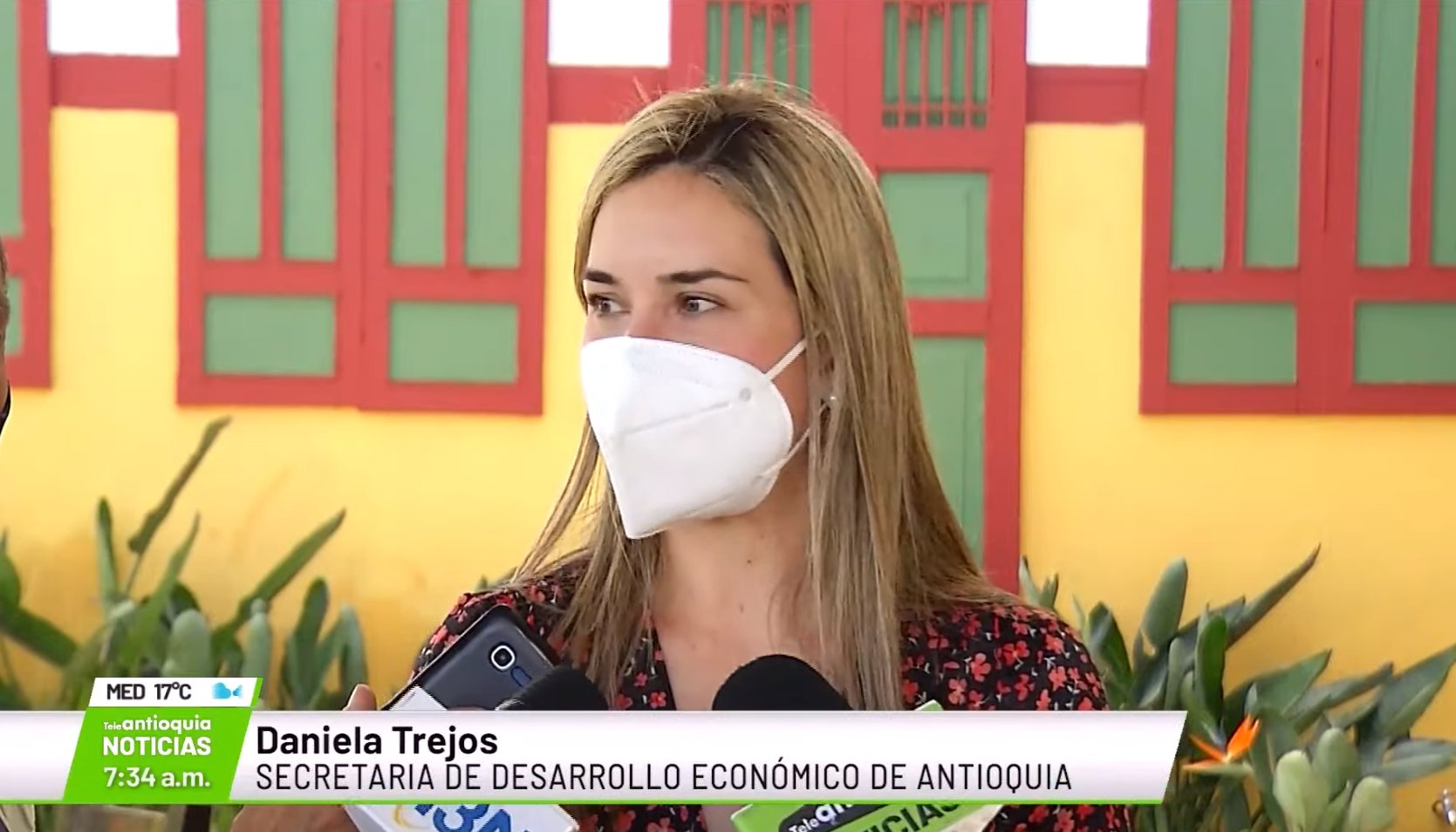 «Antioquia despierta» le apuesta a la reactivación económica