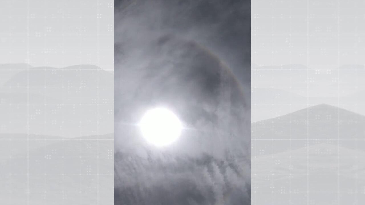 HALO visto en Urabá sería consecuencia del cambio climático