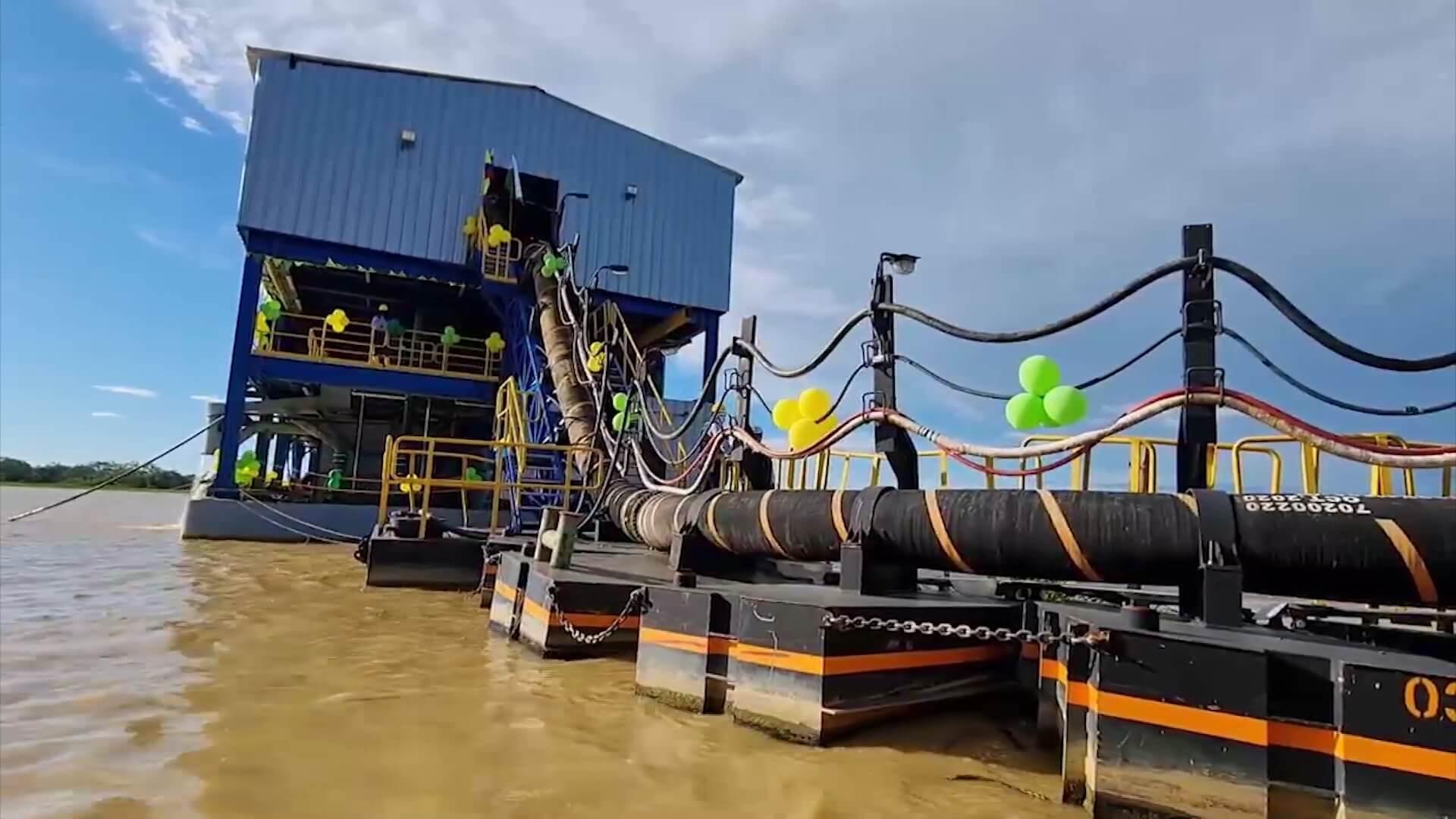 La unidad de producción minera más innovadora