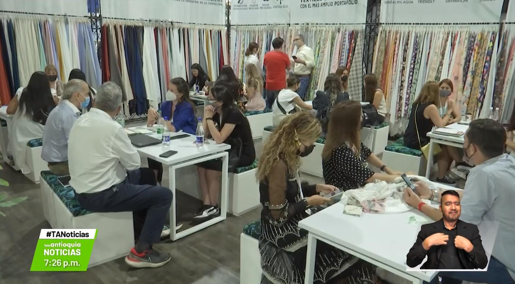 Recursos para potenciar el sector textil