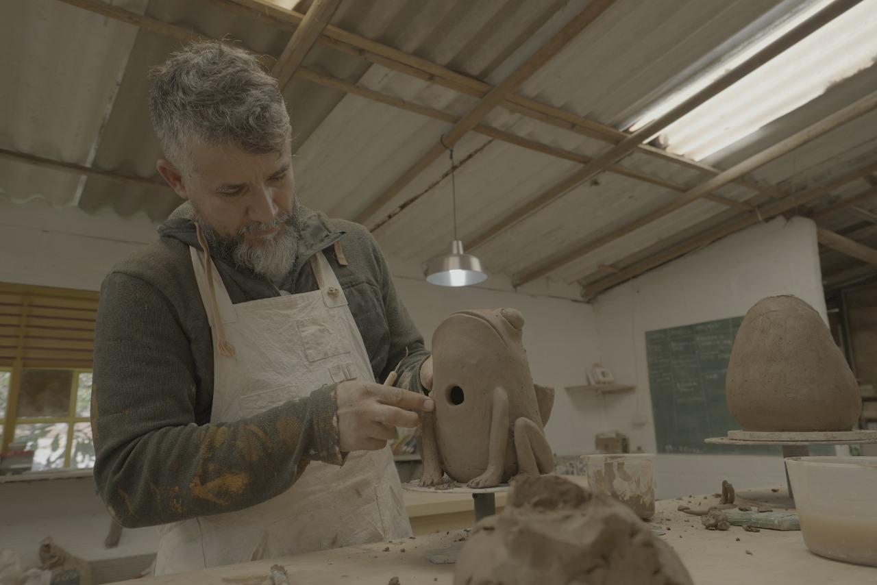 Los artistas antioqueños abren las puertas de sus talleres para emocionarnos