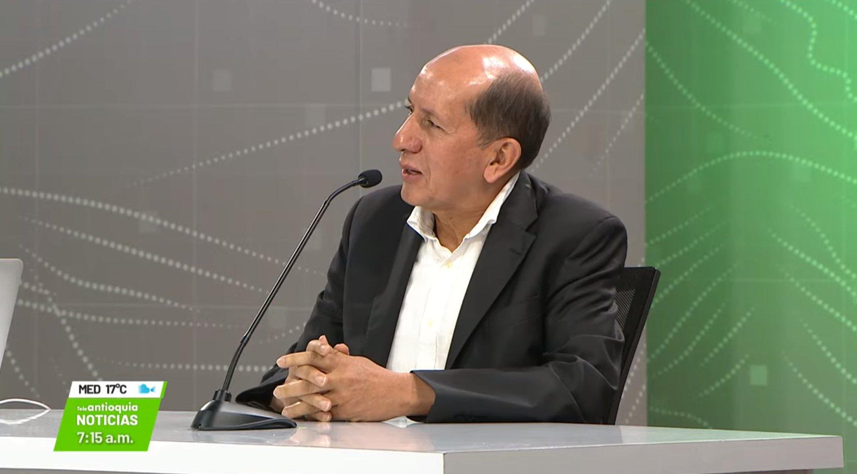 Entrevista con el general retirado, Luis Herlindo Mendieta