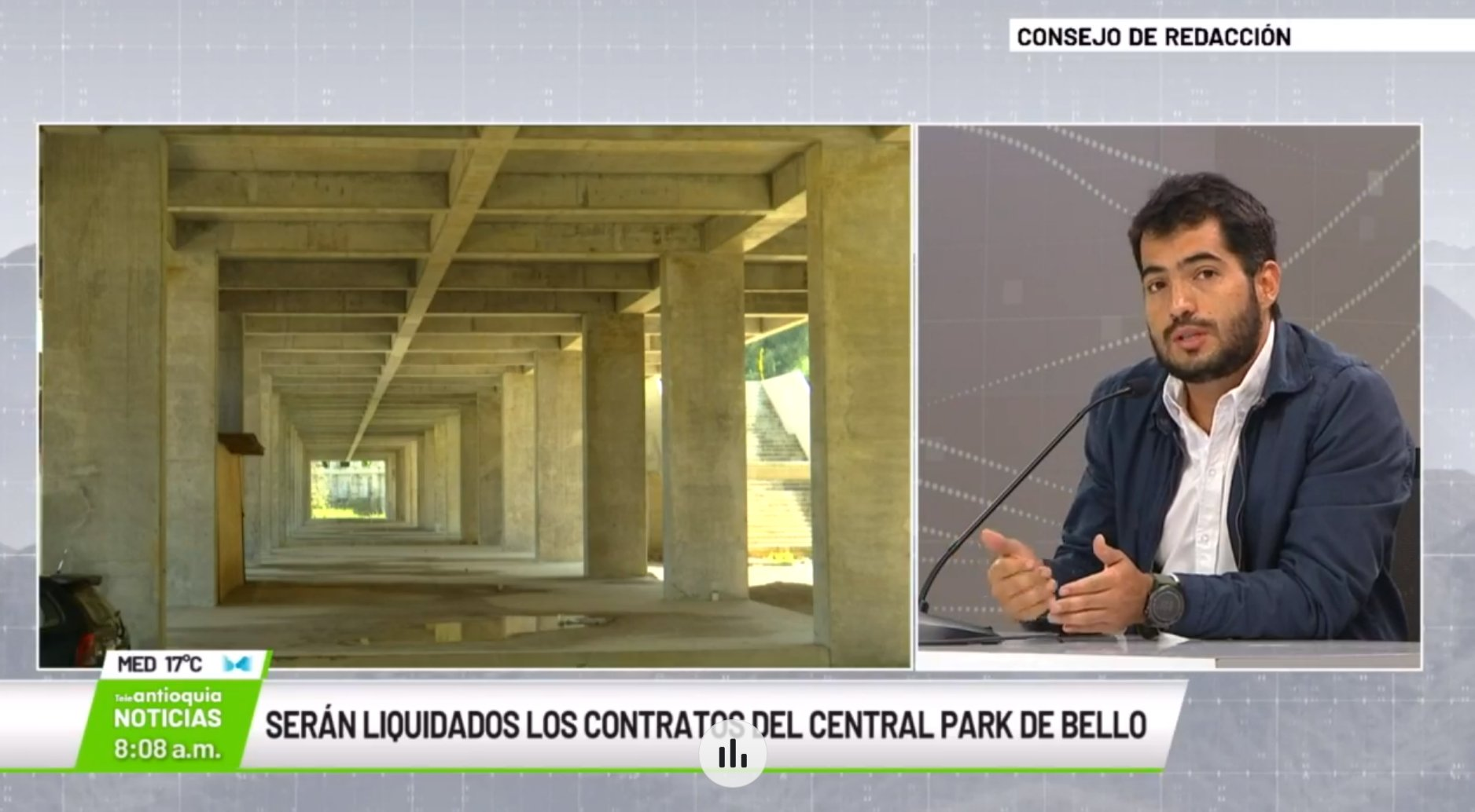 Entrevista con Juan Pablo López Cortés, seres de Infraestructura, hábitat y sostenibilidad.