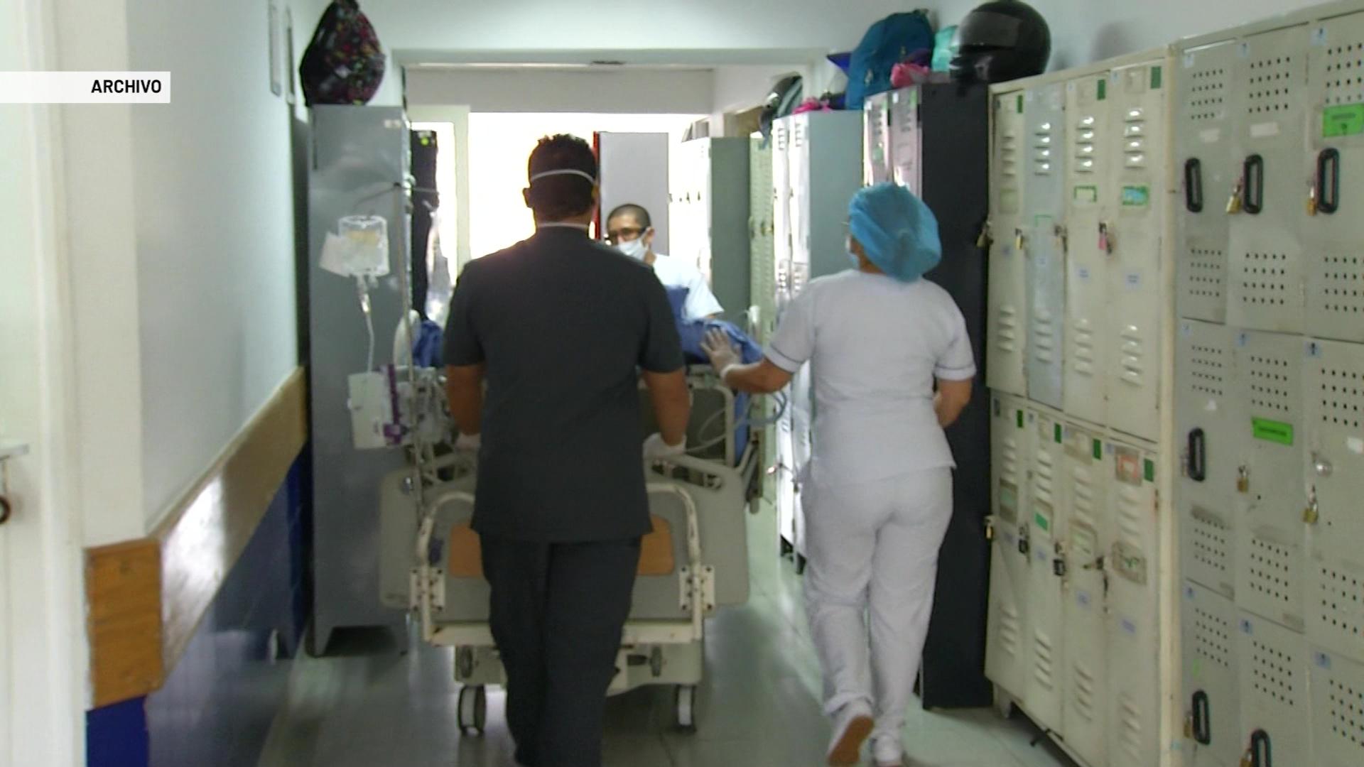 Extienden alerta roja hospitalaria en Antioquia