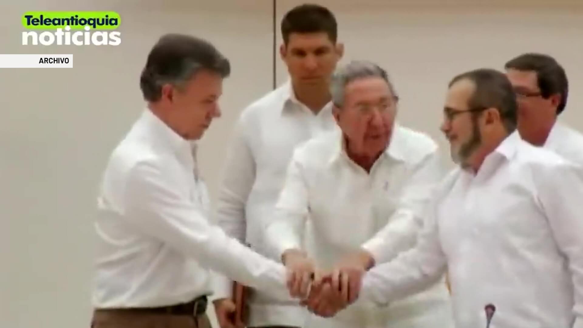 5 años de la firma de los Acuerdos de Paz