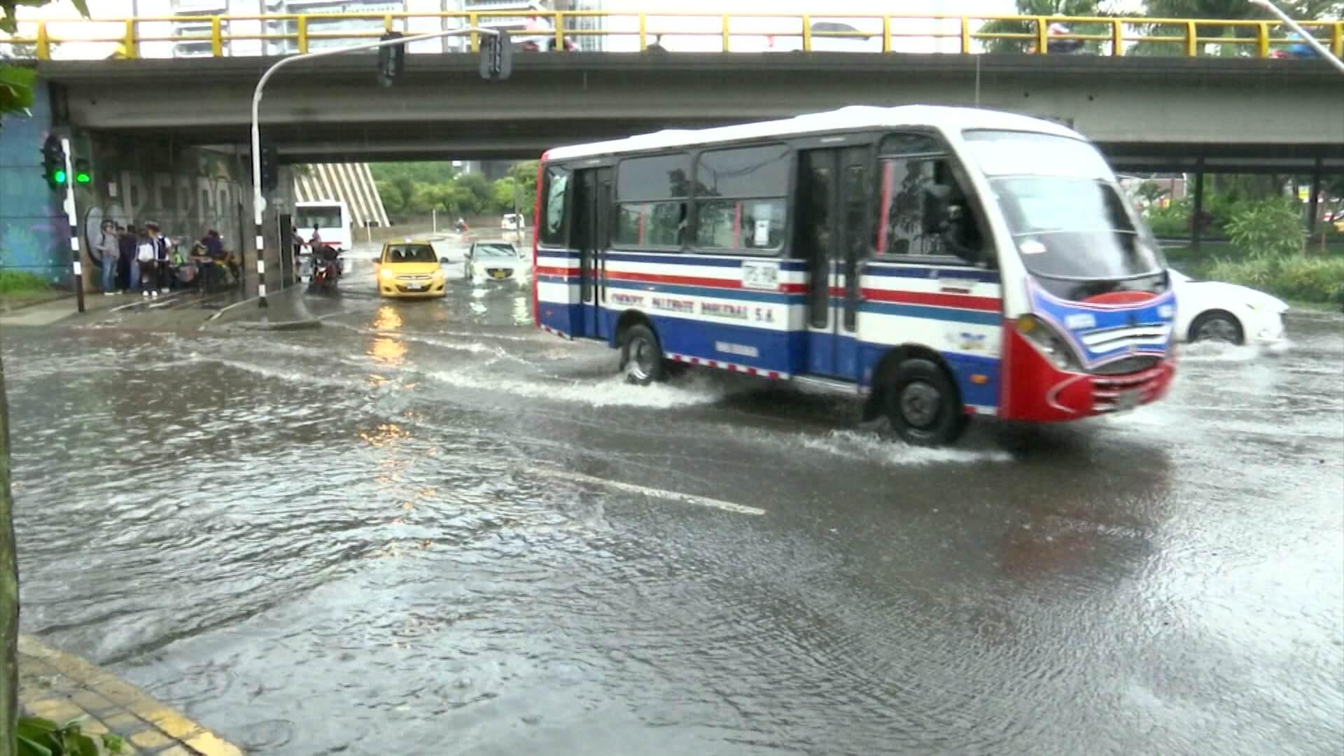 Área Metropolitana advierte que apenas inicia la temporada de lluvias
