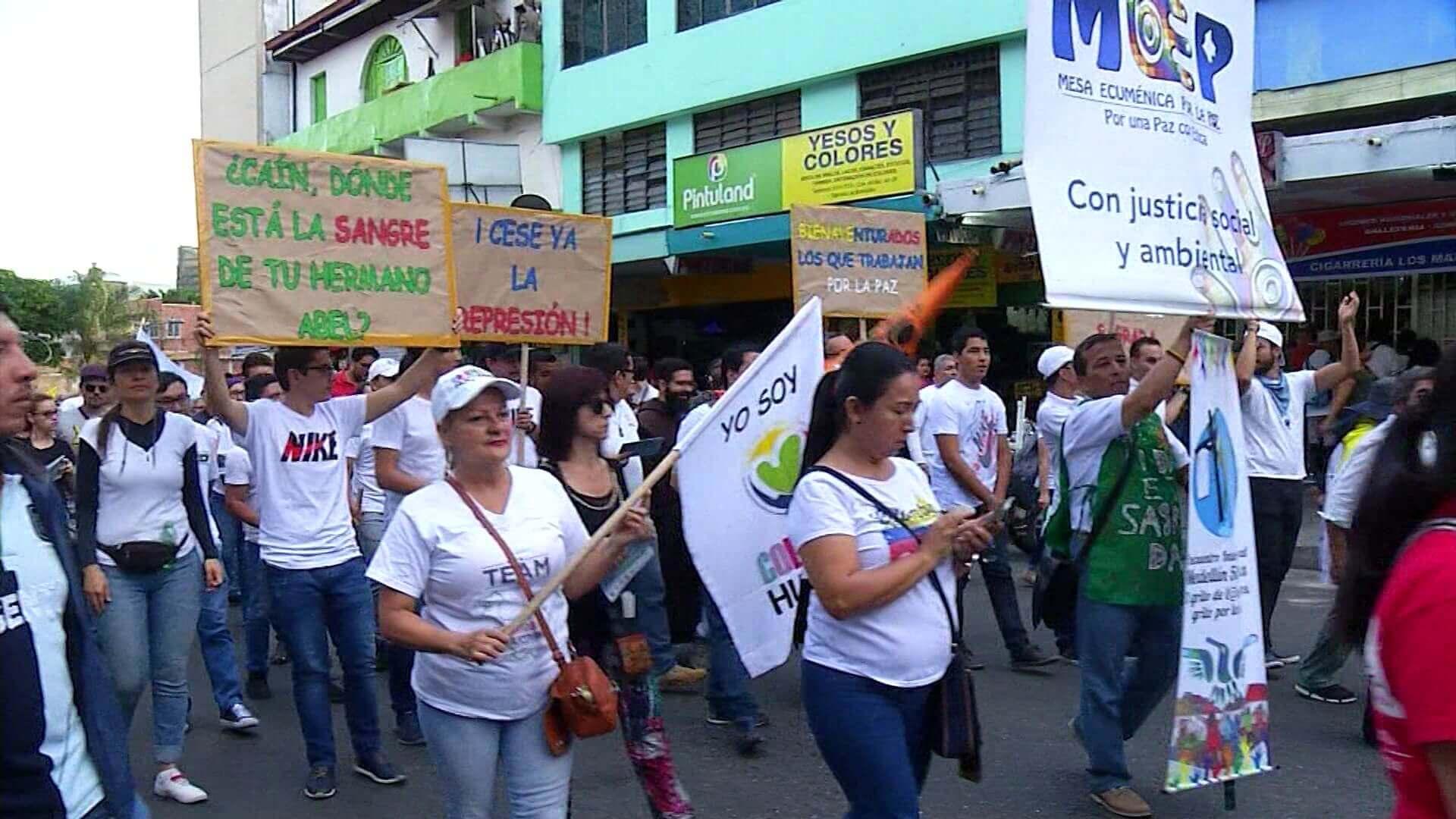 """«Asesinatos de líderes y defensores aumentará"""": Ariel Ávila"""