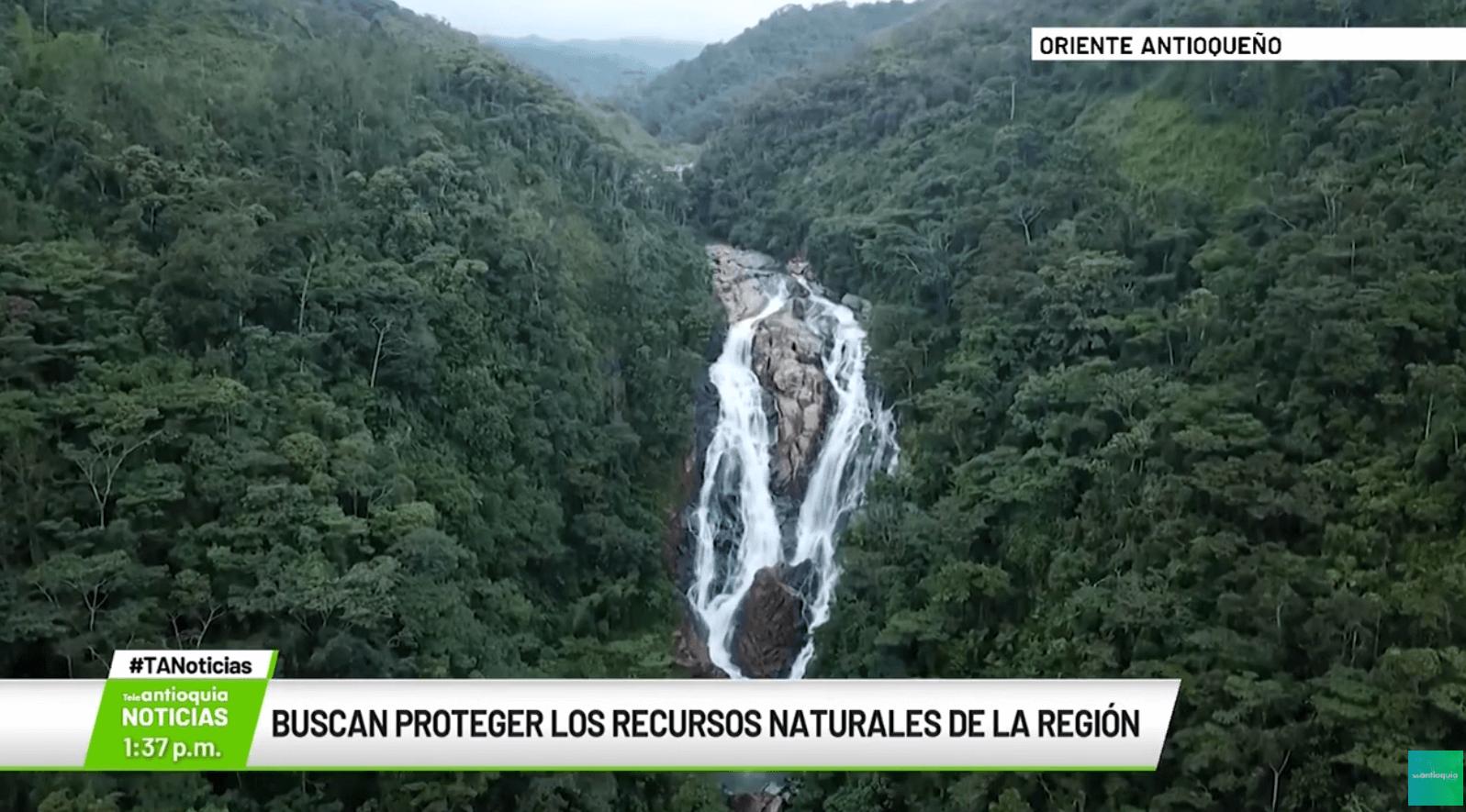 Buscan proteger los recursos naturales de la región