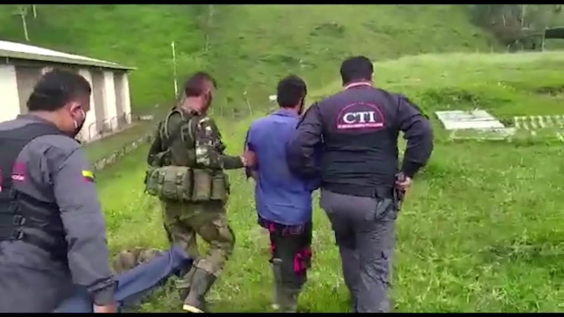 Capturado 'Camilo' por desplazamiento de 4 mil campesinos