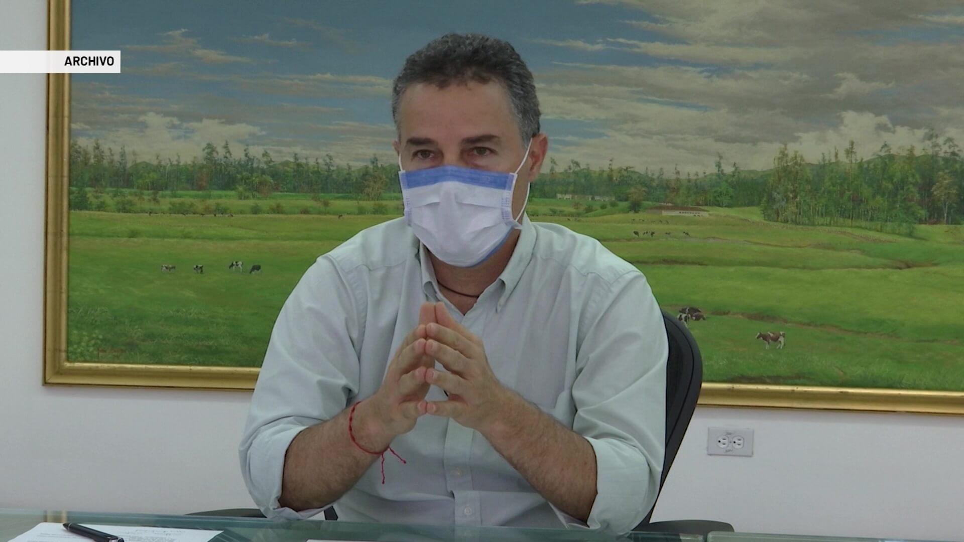 Corte Suprema concede libertad provisional a Aníbal Gaviria