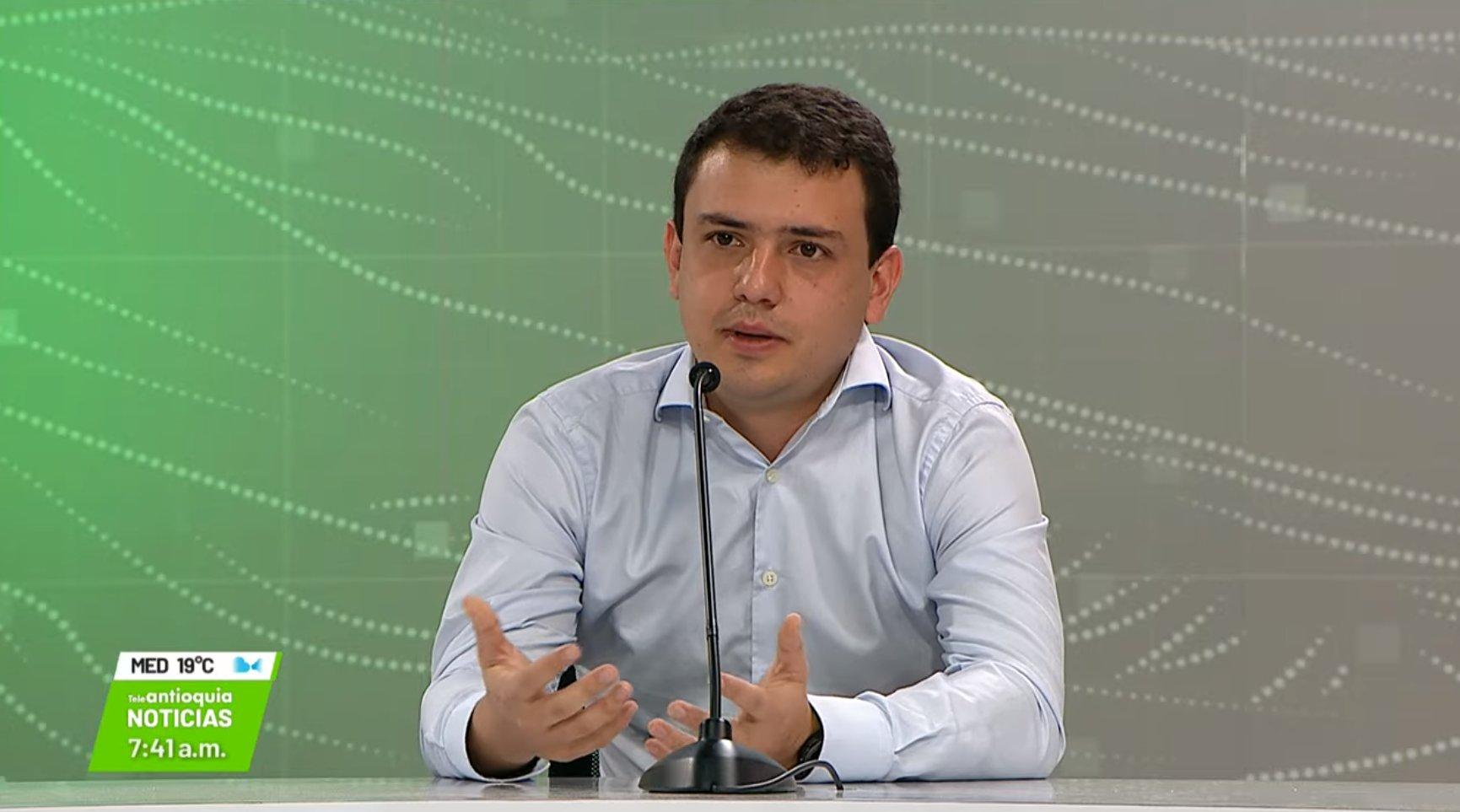 Daniel Felipe Villa, experto en innovación y transformación empresarial