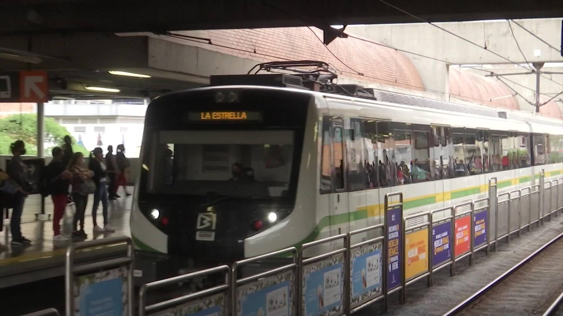 Déficit financiero del metro es de $700 mil millones
