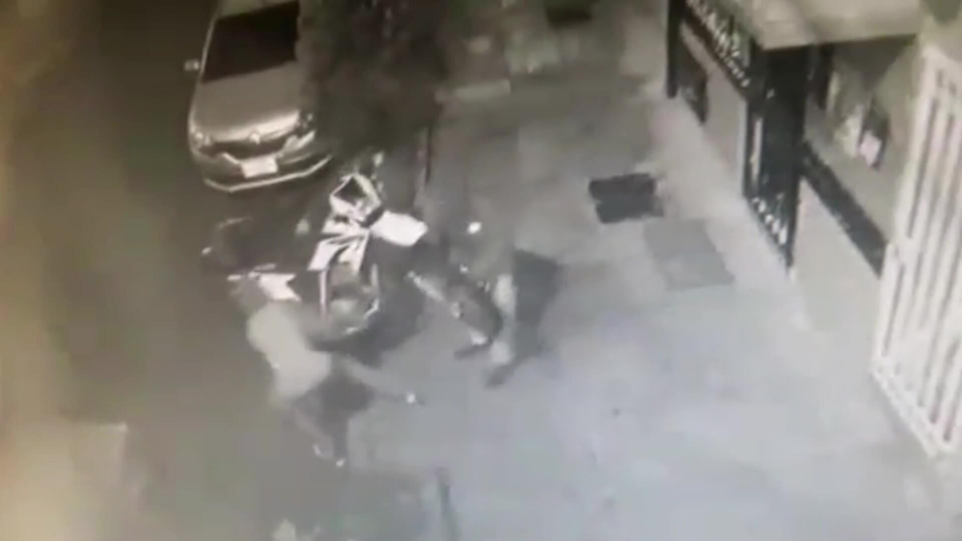 Desarticulada banda delincuencial que hurtaba motos