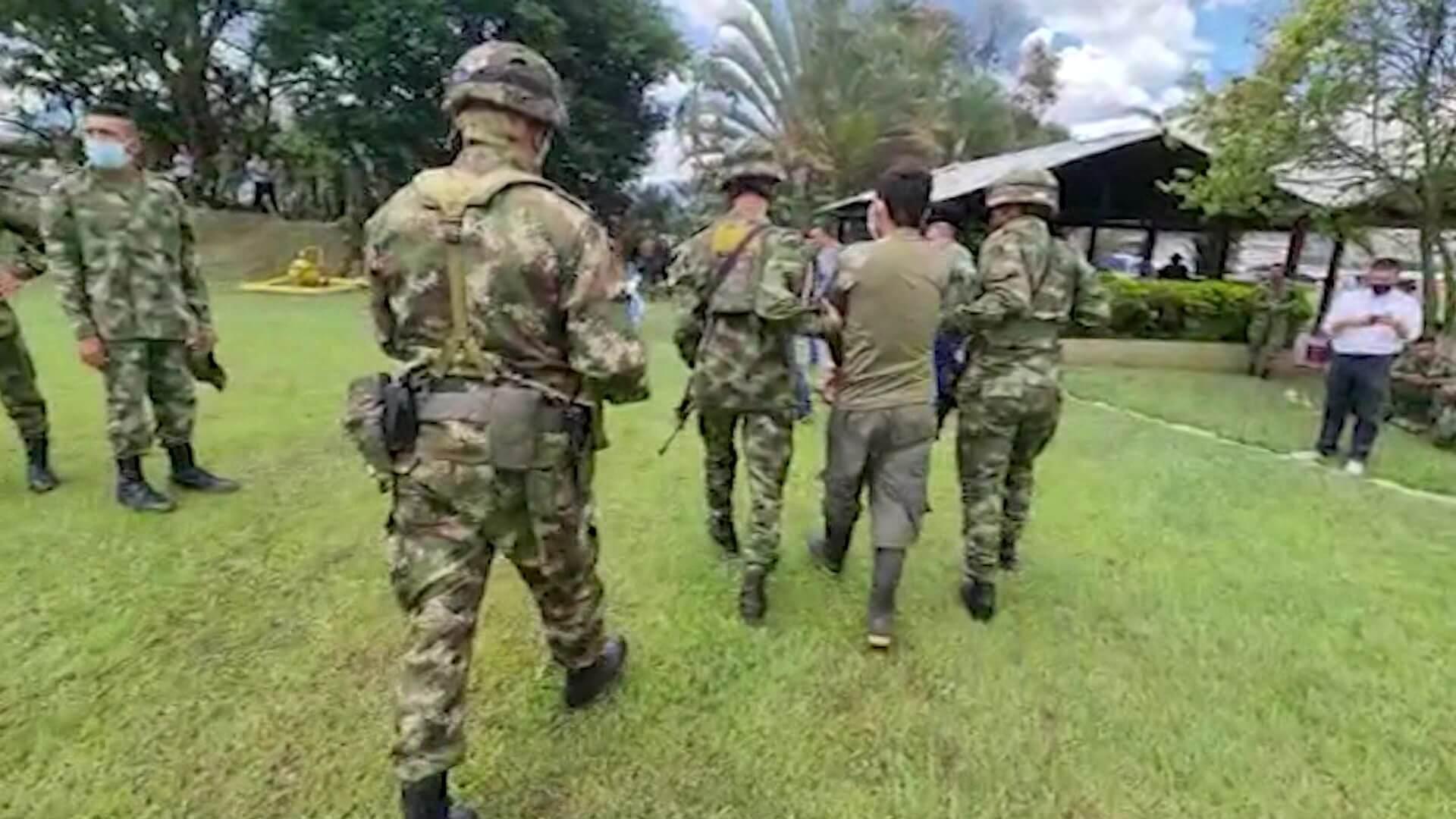 Detalles de operativo con 7 muertos y 2 capturados