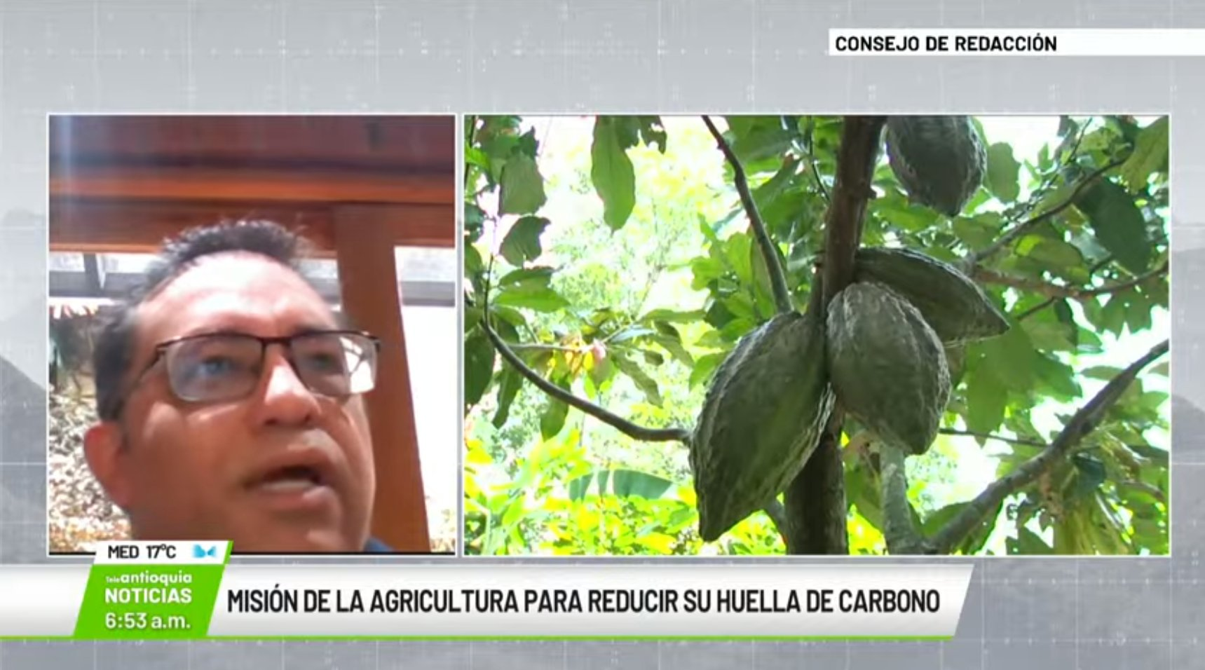 Entrevista con Rolando Barahona Rosales, experto en agricultura