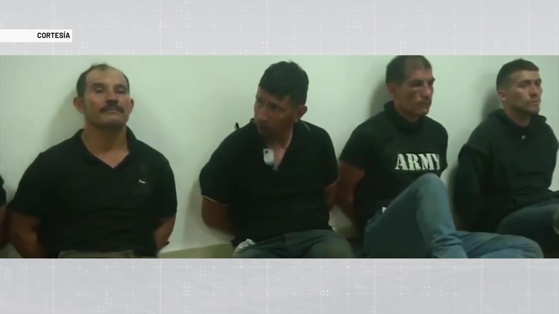 Familiares de militares detenidos en Haití piden ayuda
