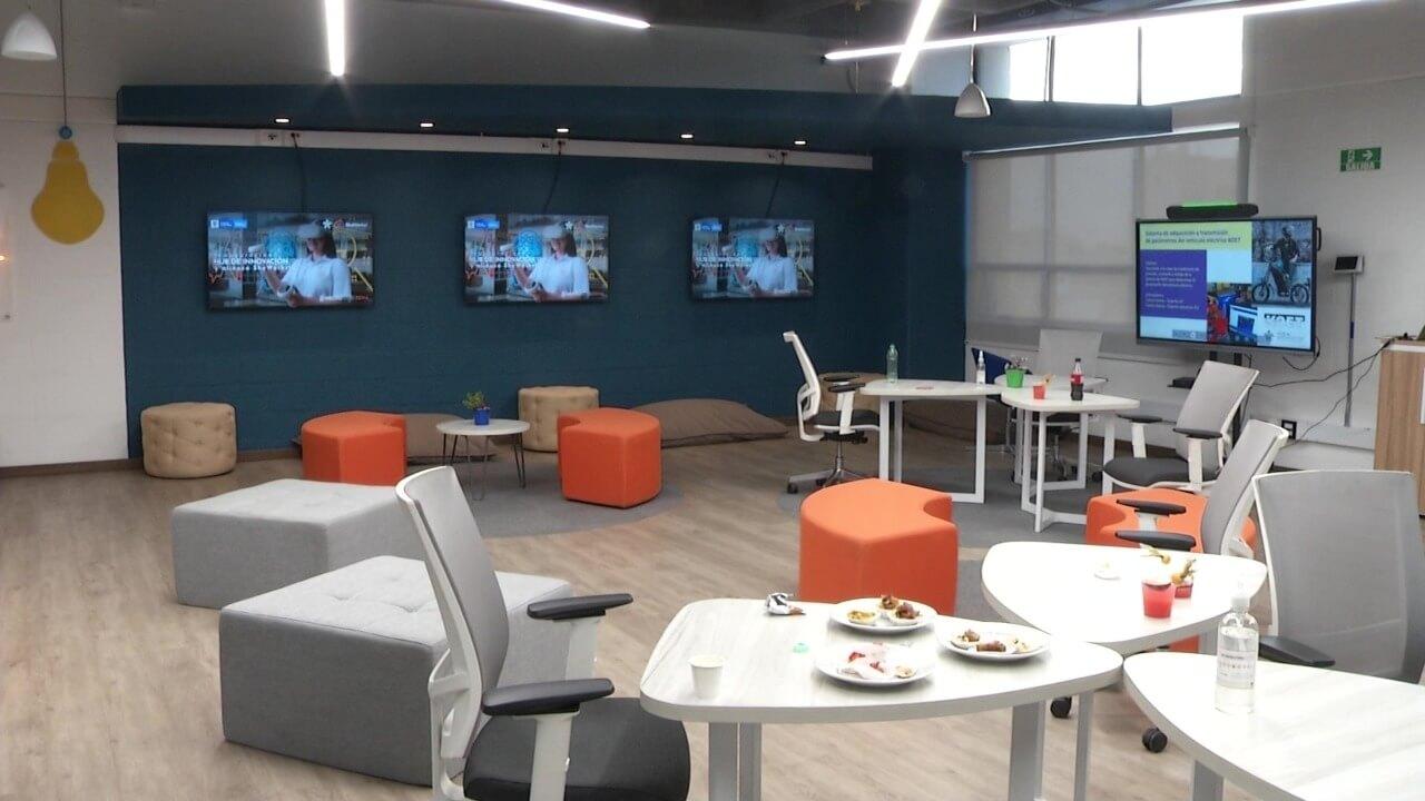 Inaugurado HUB de innovación en Medellín