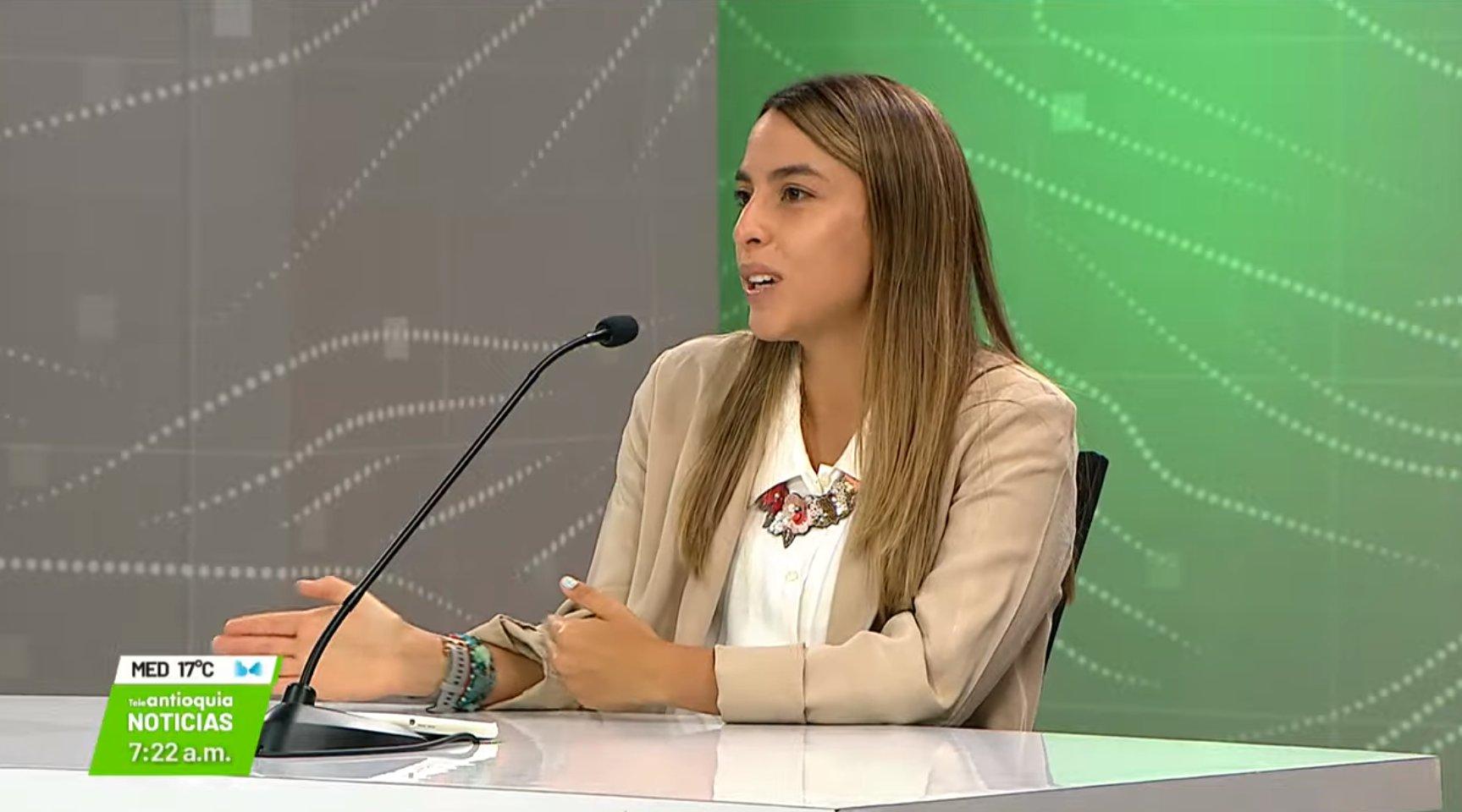 Entrevista con Laura Palacios Restrepo, gerente para Antioquia en Bici