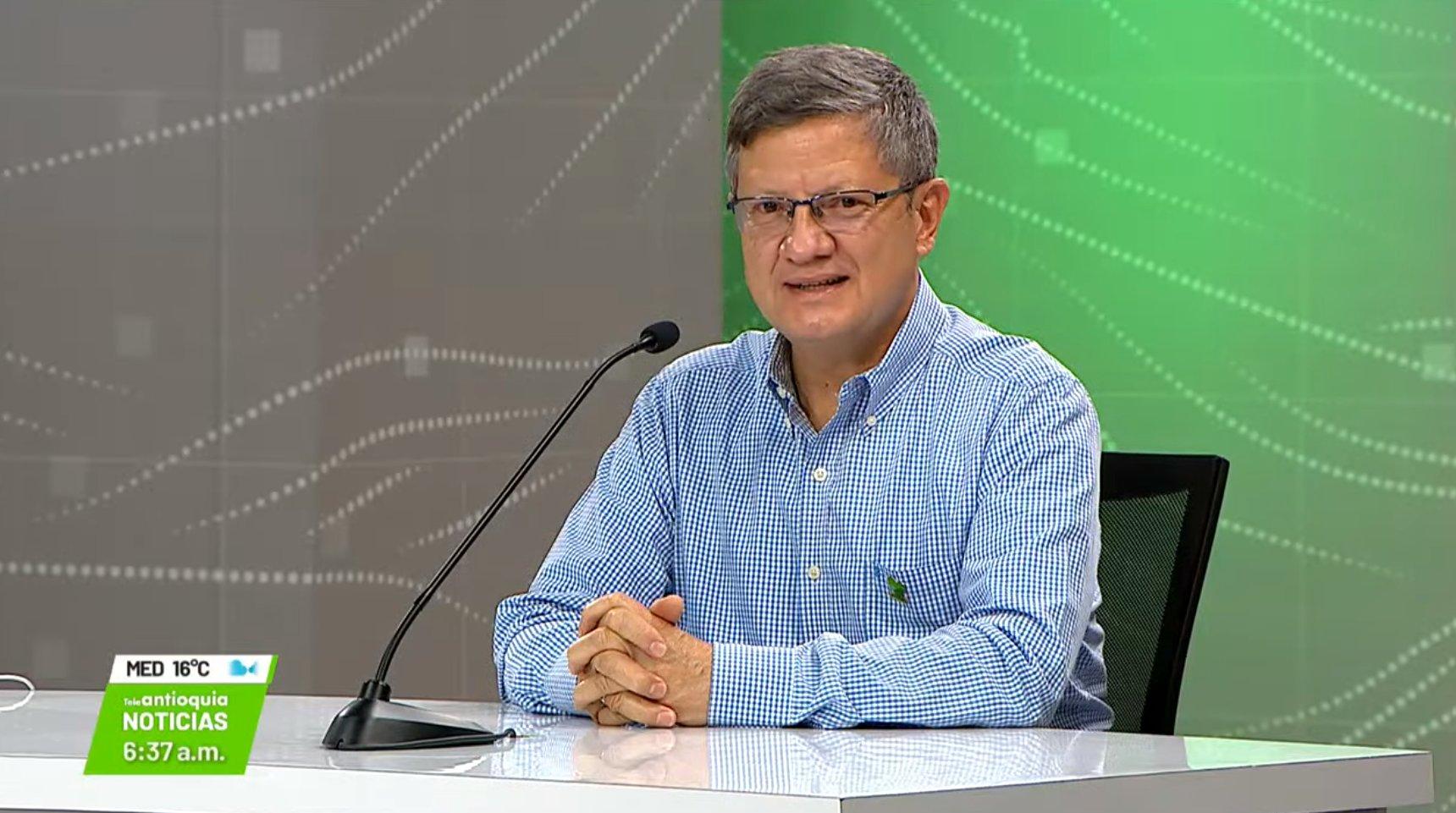 Entrevista con Luis Fernando Suárez, Seres de Seguridad Humana