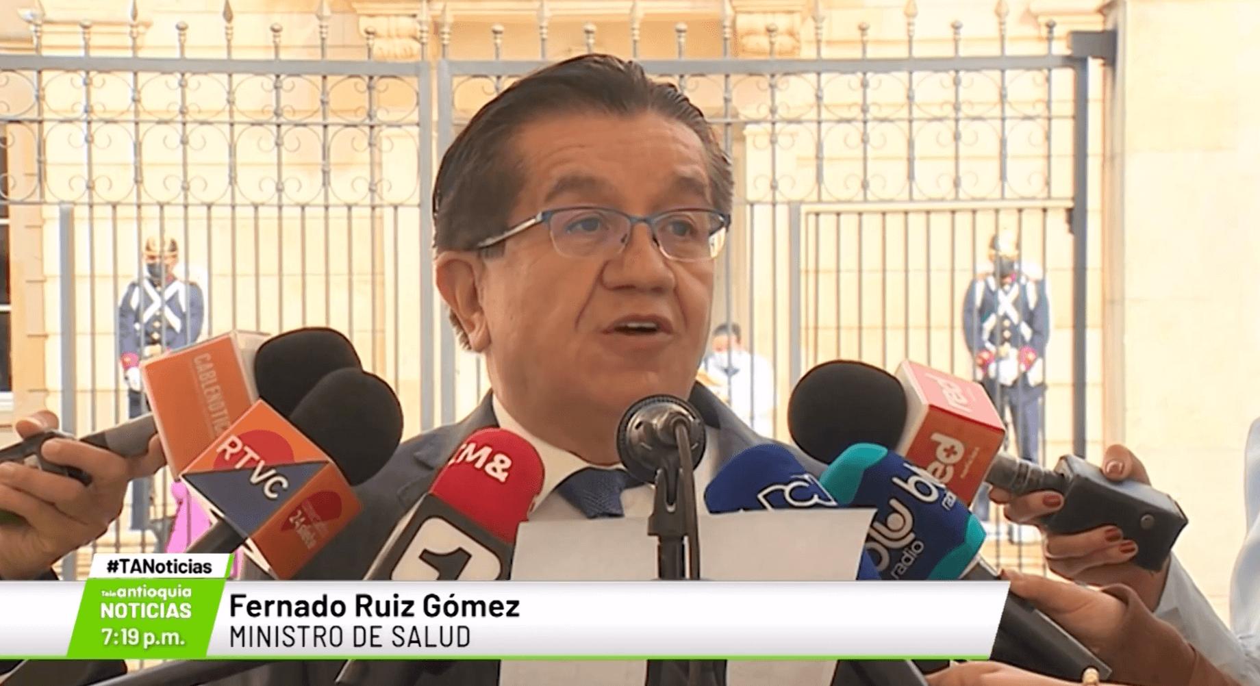 Más de 15 mil estudiantes serán vacunados en los colegios de Medellín