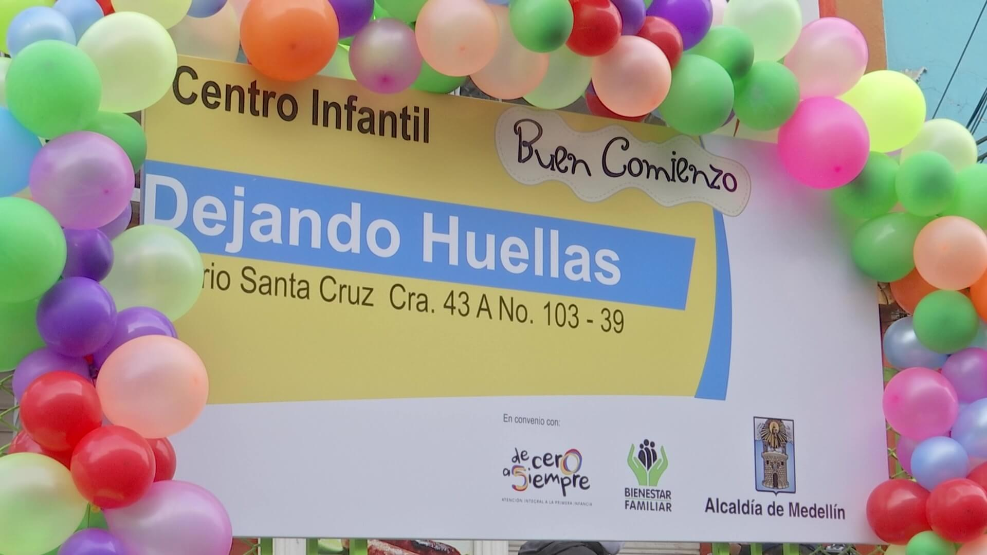 Nuevo centro infantil de Buen Comienzo en Santa Cruz