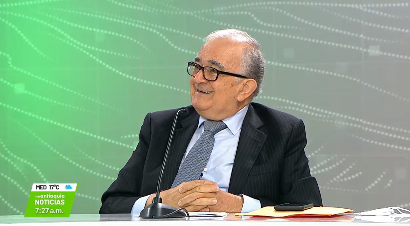 Entrevista con Ramiro Márquez , experto en movilidad y exgerente del Metro