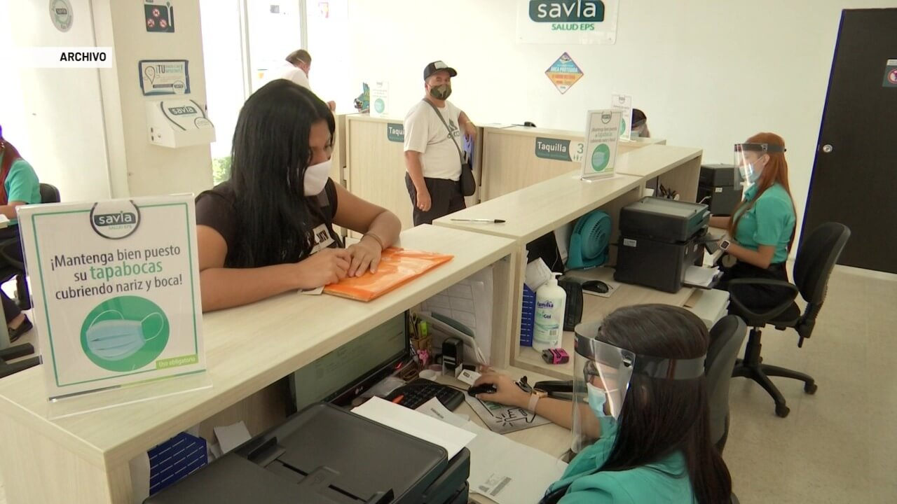 Savia Salud estudiarán capitalización e ingreso de socios (1)