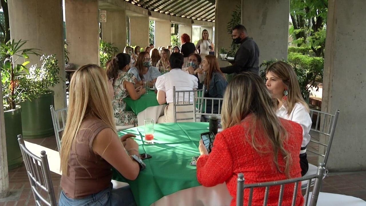 Se cumplió encuentro de primeras damas de Antioquia (1)