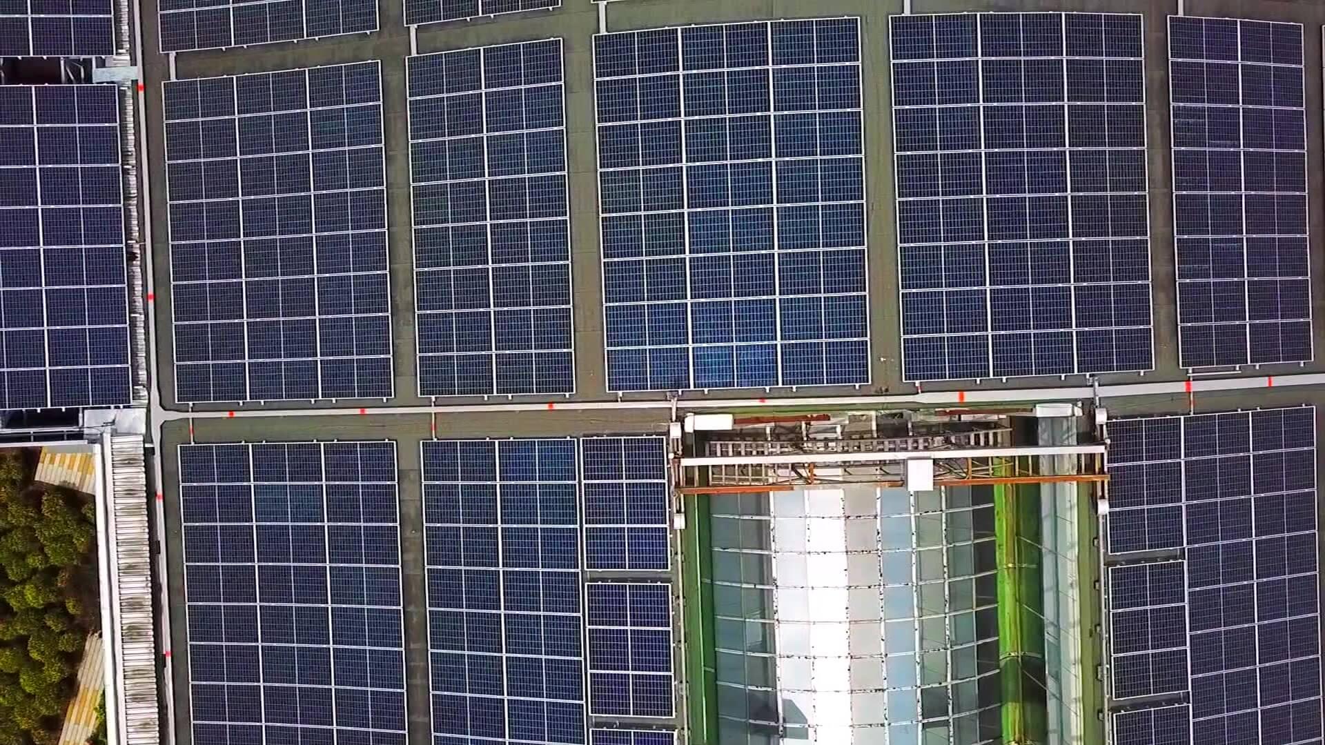 Sede principal de EPM tiene paneles solares