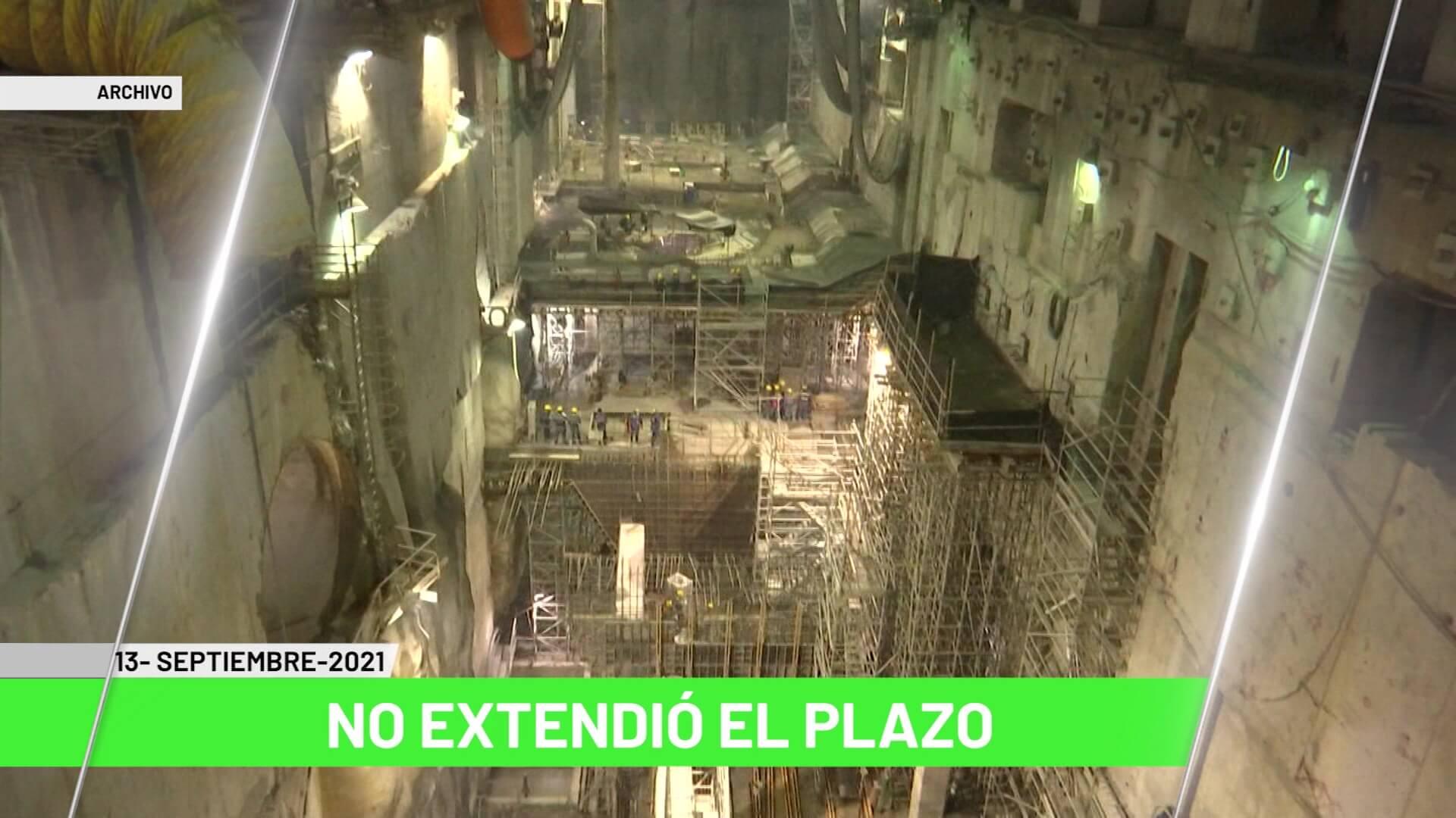 Titulares de Teleantioquia Noticias - lunes 13 de septiembre de 2021