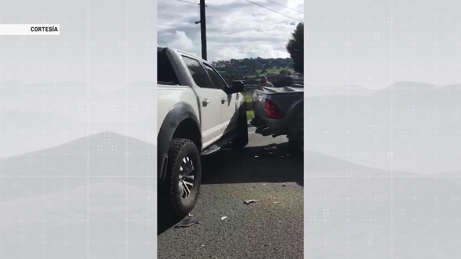 Un muerto y varios heridos en accidente en Las Palmas