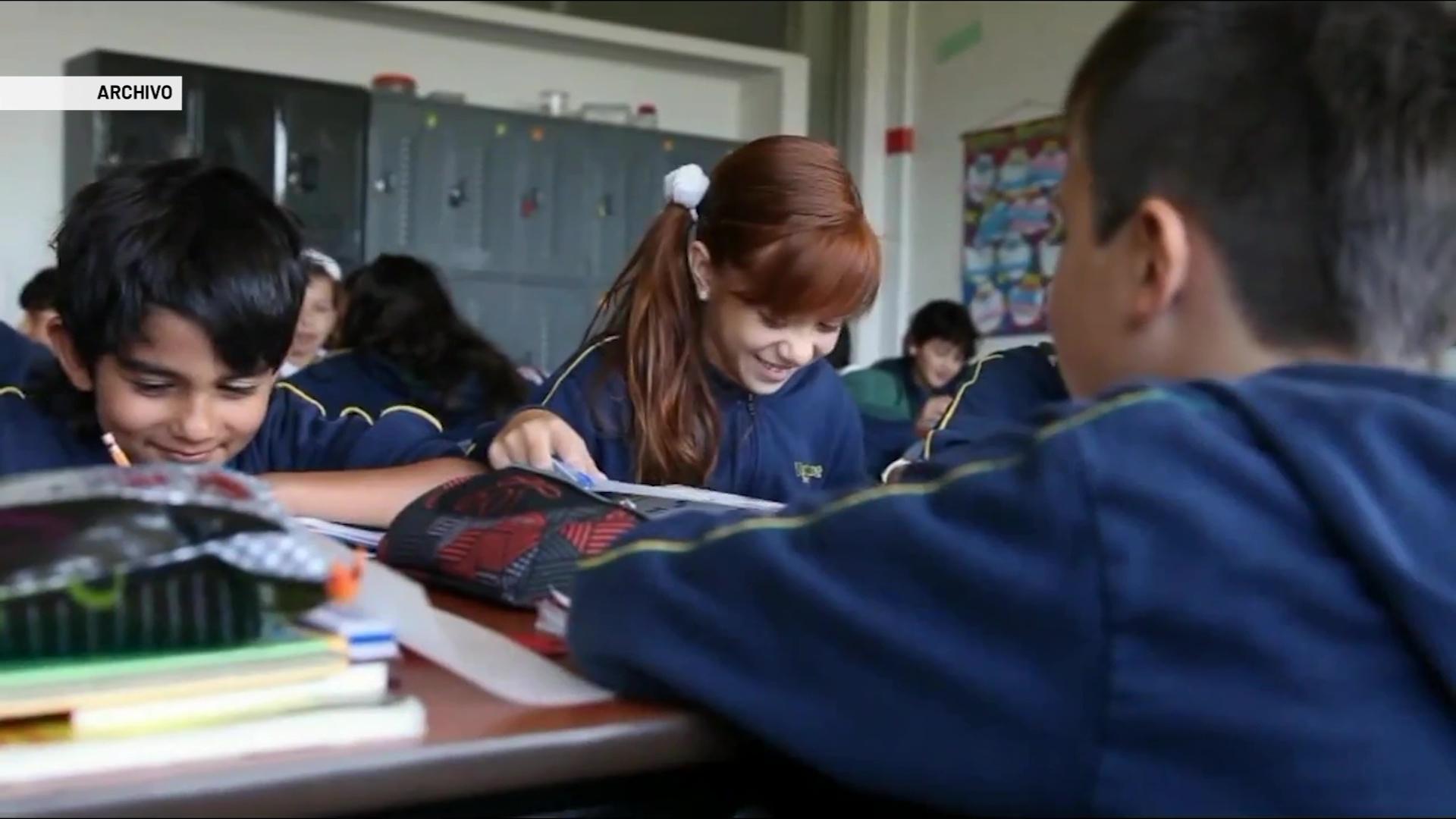 En Medellín está el colegio más feliz de Antioquia