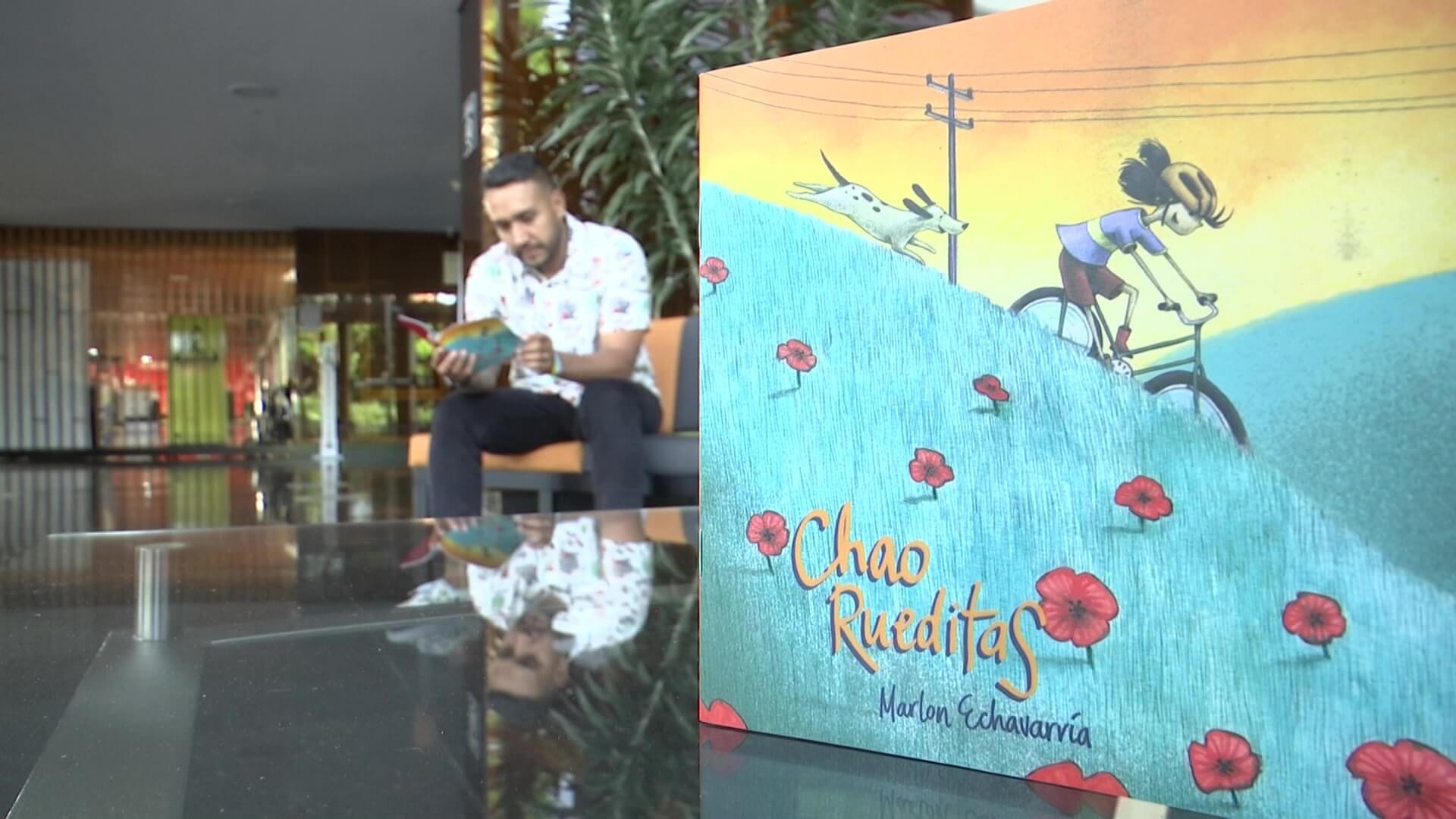 'Chao Rueditas', un libro hecho por ilustradores paisas