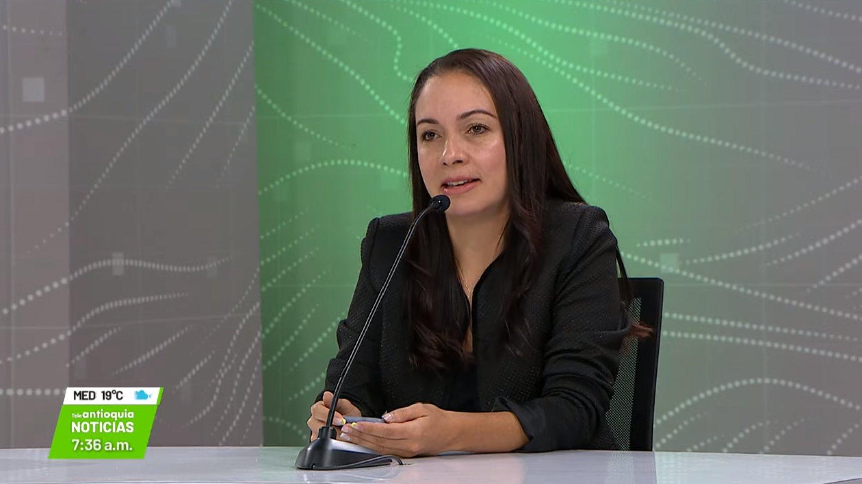 Entrevista con Claudia Milena Ramírez, subdirectora de planeación territorial