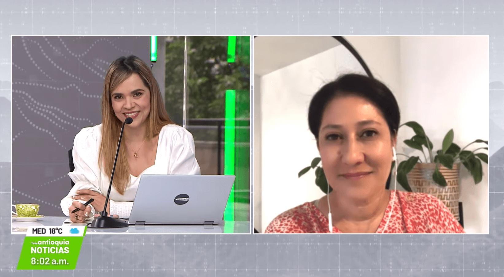 Entrevista con Amparo Conde protagonista 'Las Flores de la Guerra'