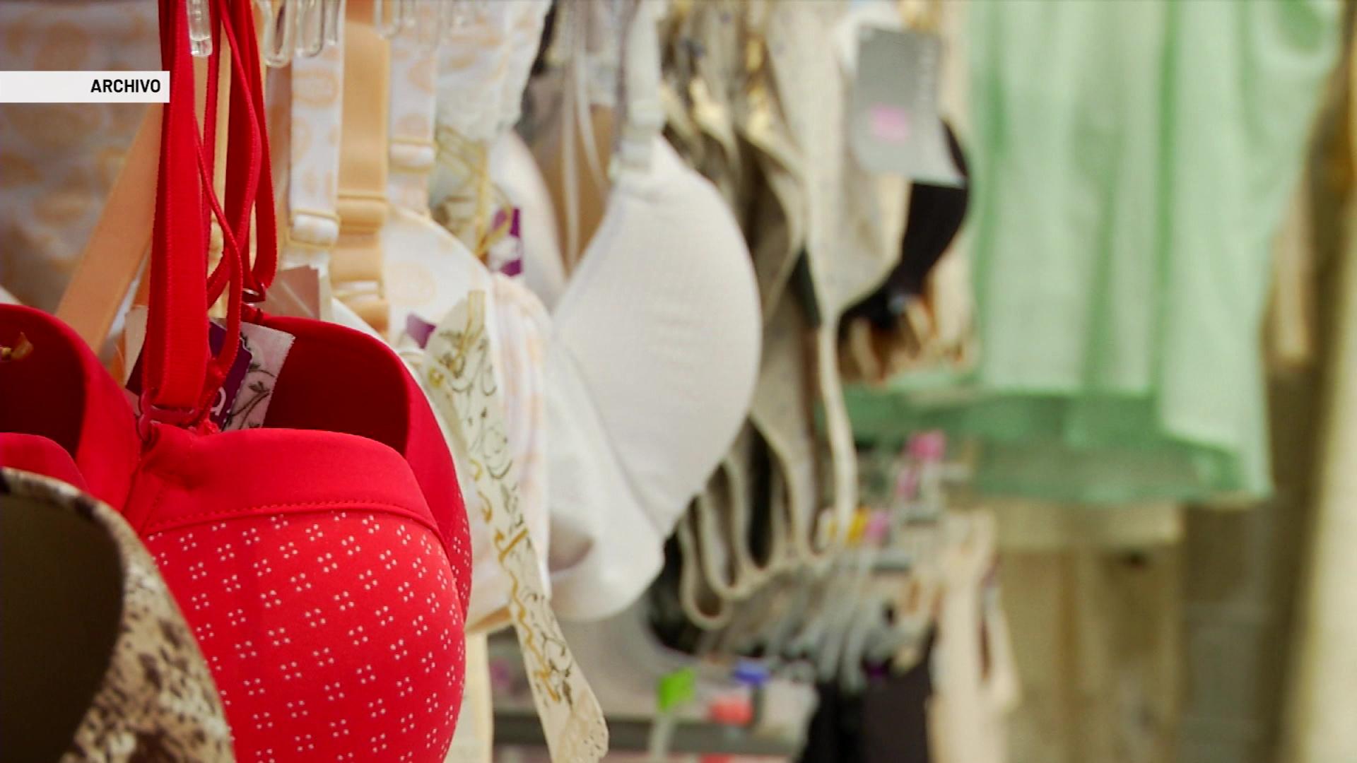 Exportaciones de ropa interior colombiana crecieron 84 %