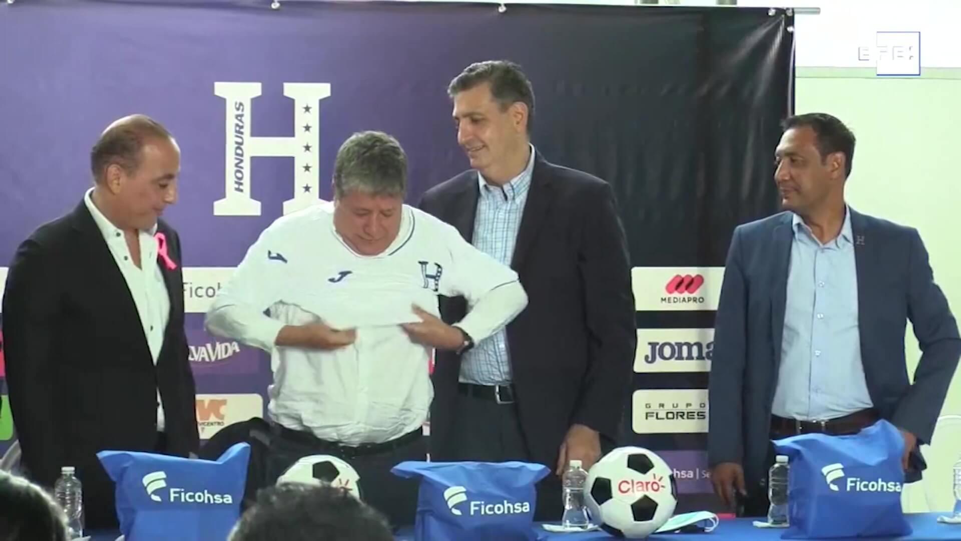 «Honduras es una selección con carácter»: 'Bolillo' Gómez