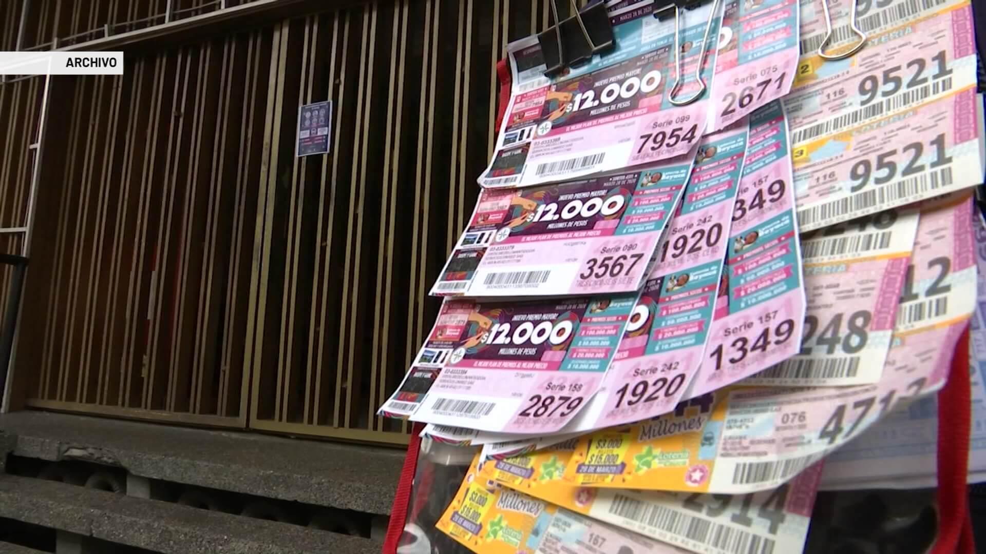 Por tercera vez en el año cae el premio mayor de la Lotería de Medellín
