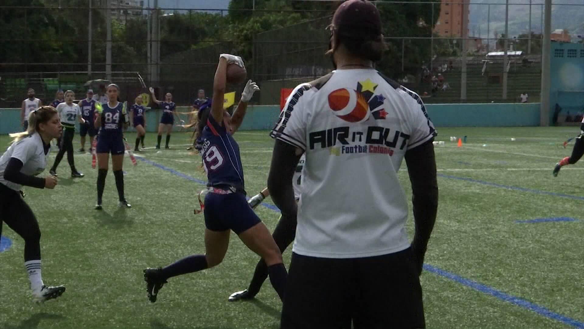 Terminó la Copa Antioquia de football americano